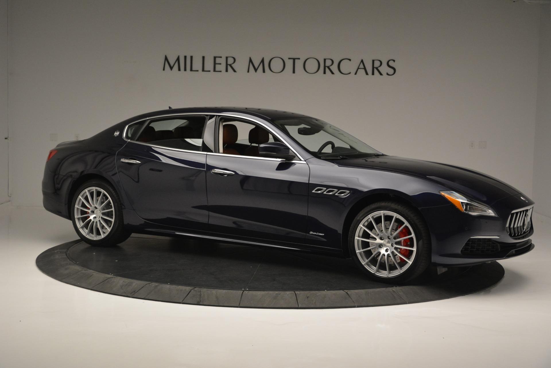 New 2018 Maserati Quattroporte S Q4 GranLusso For Sale In Greenwich, CT. Alfa Romeo of Greenwich, M1992 1859_p11