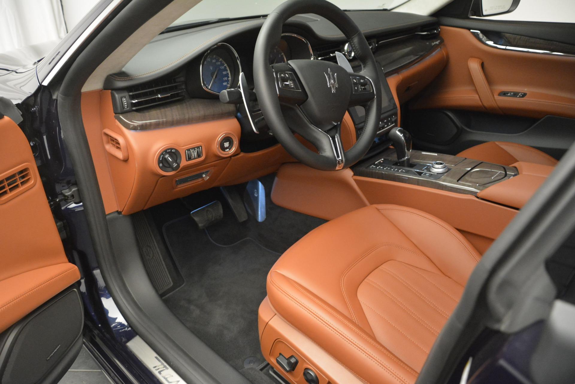 New 2018 Maserati Quattroporte S Q4 GranLusso For Sale In Greenwich, CT. Alfa Romeo of Greenwich, M1992 1859_p14