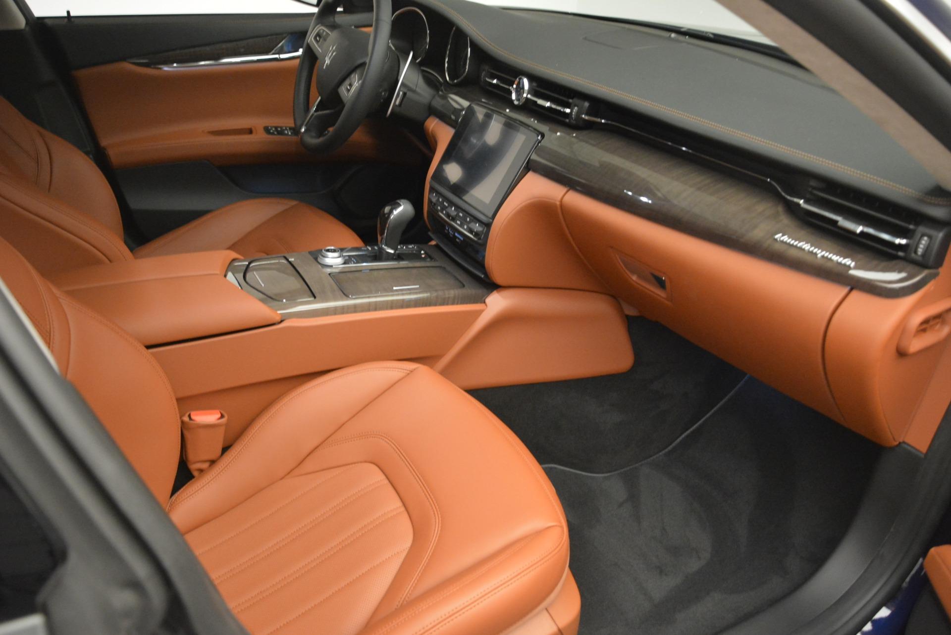 New 2018 Maserati Quattroporte S Q4 GranLusso For Sale In Greenwich, CT. Alfa Romeo of Greenwich, M1992 1859_p20