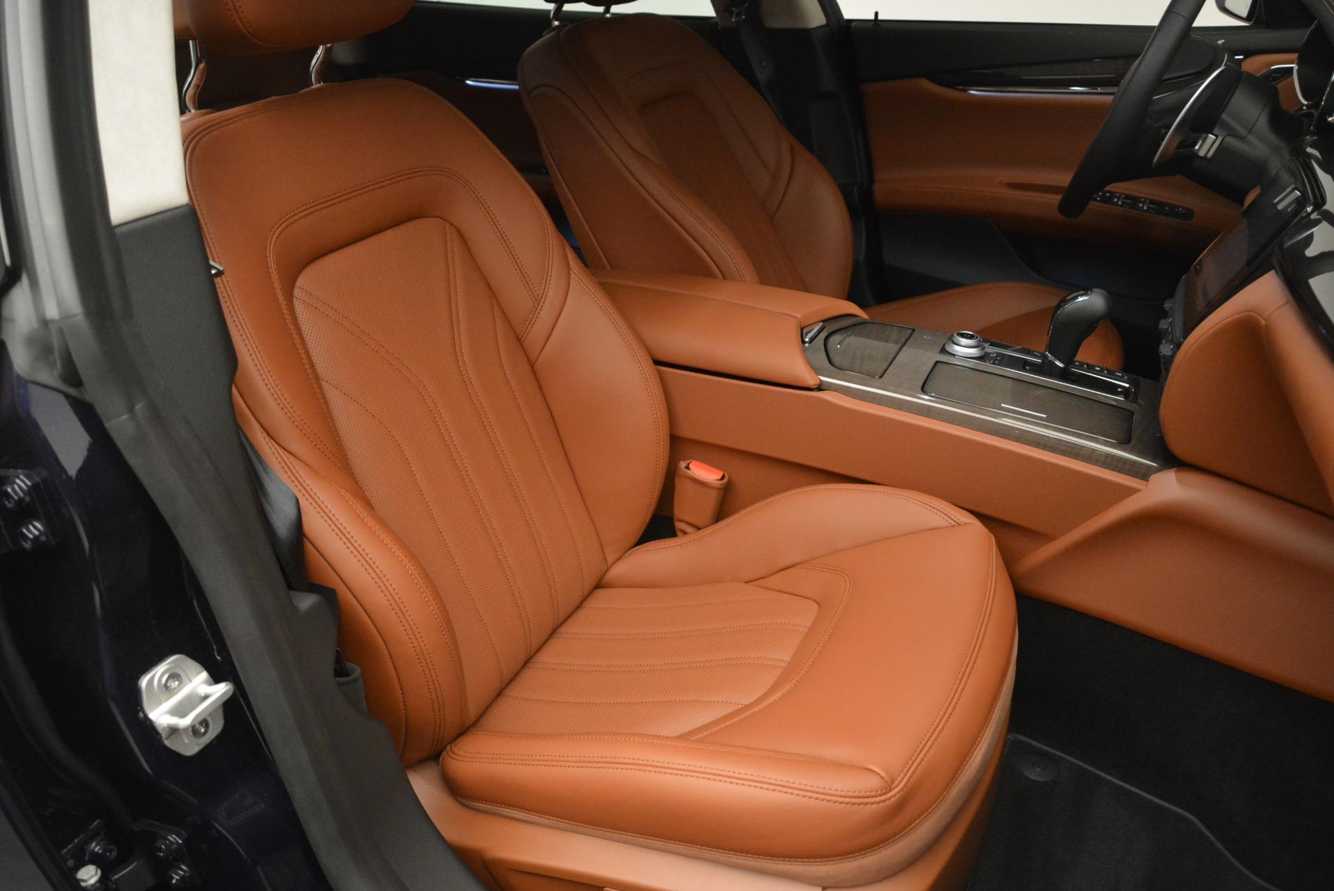New 2018 Maserati Quattroporte S Q4 GranLusso For Sale In Greenwich, CT. Alfa Romeo of Greenwich, M1992 1859_p22