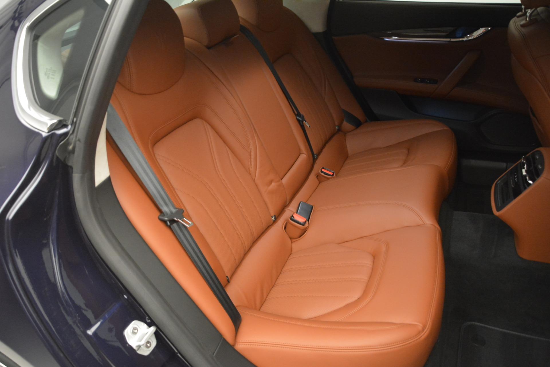New 2018 Maserati Quattroporte S Q4 GranLusso For Sale In Greenwich, CT. Alfa Romeo of Greenwich, M1992 1859_p24