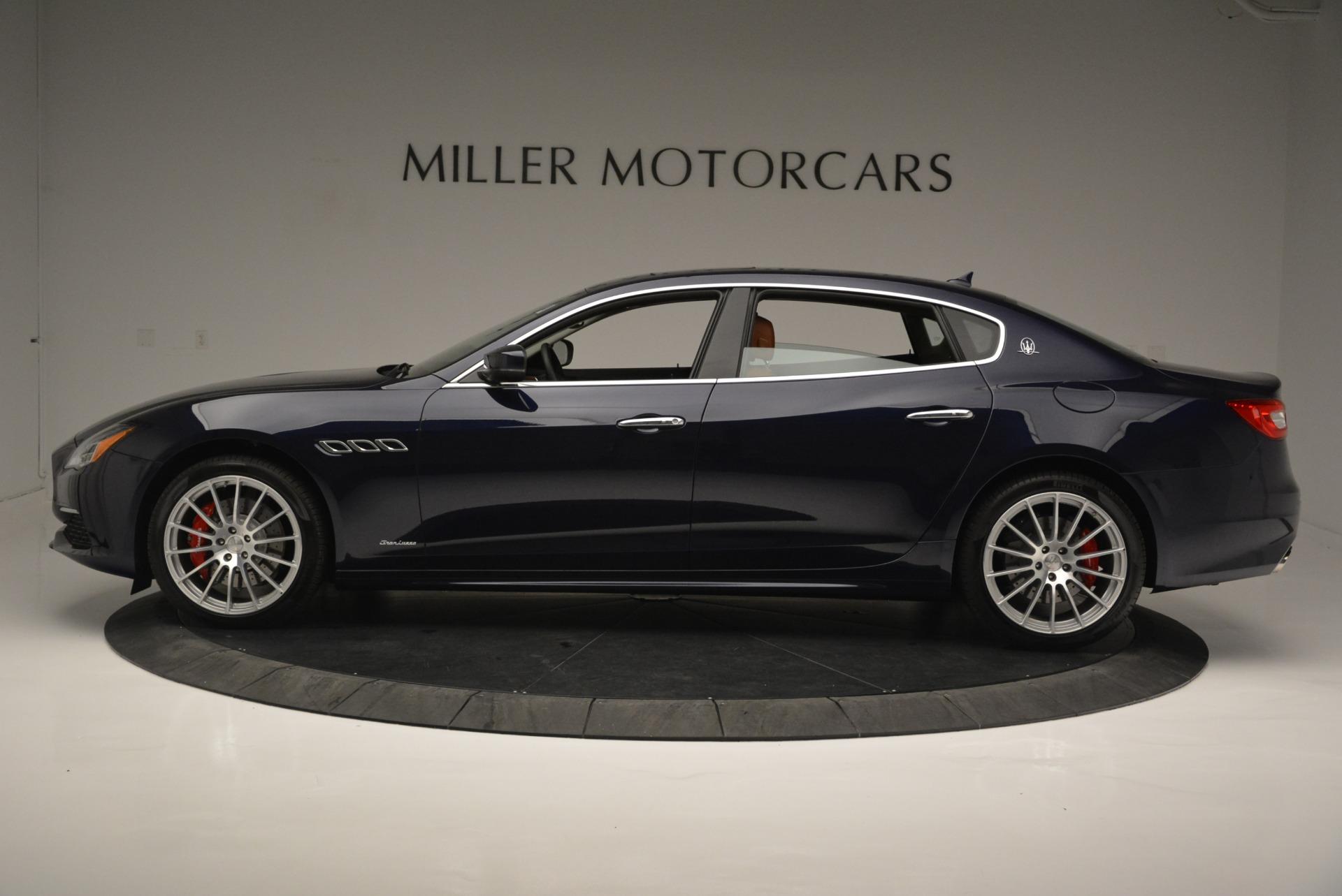 New 2018 Maserati Quattroporte S Q4 GranLusso For Sale In Greenwich, CT. Alfa Romeo of Greenwich, M1992 1859_p3