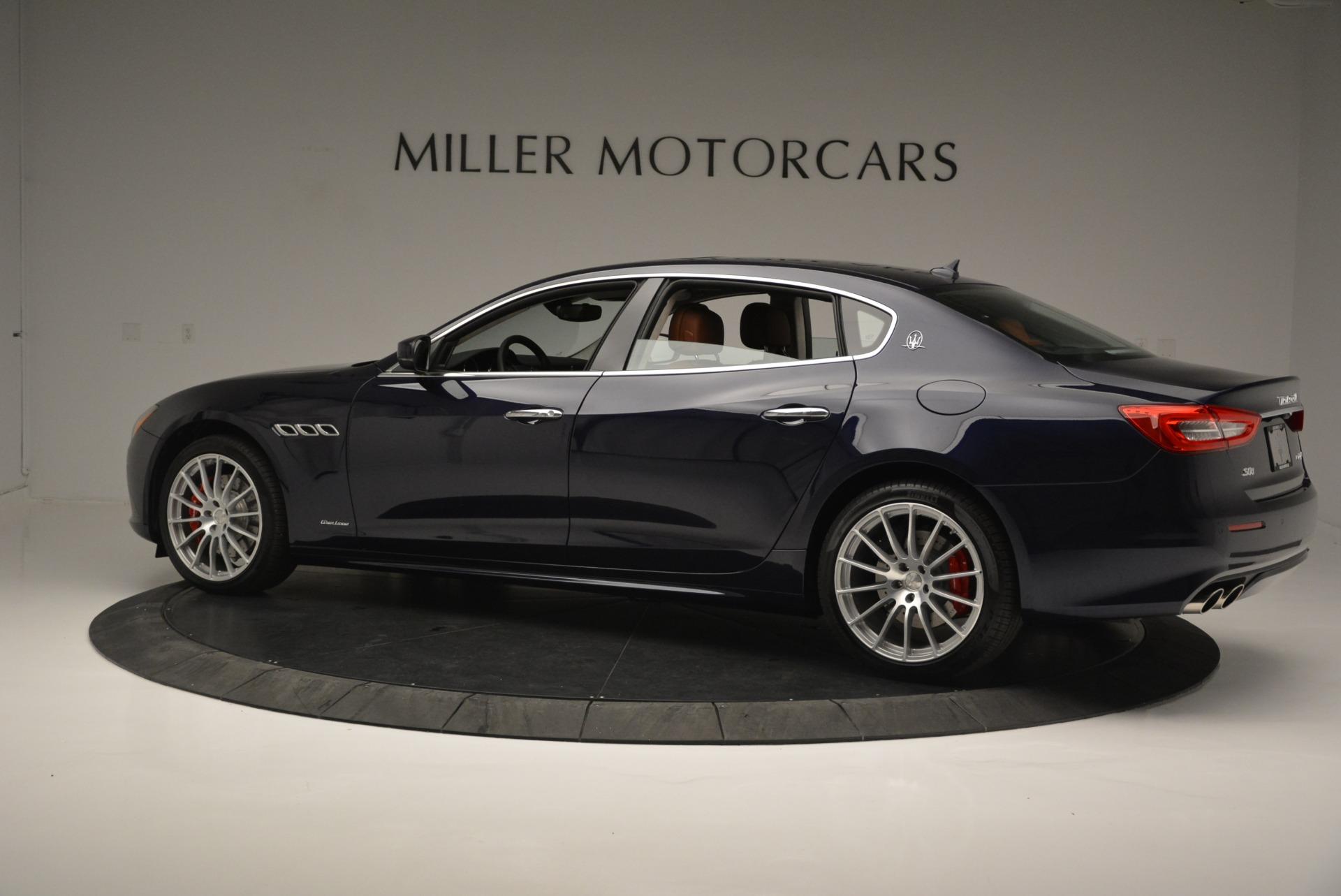 New 2018 Maserati Quattroporte S Q4 GranLusso For Sale In Greenwich, CT. Alfa Romeo of Greenwich, M1992 1859_p4