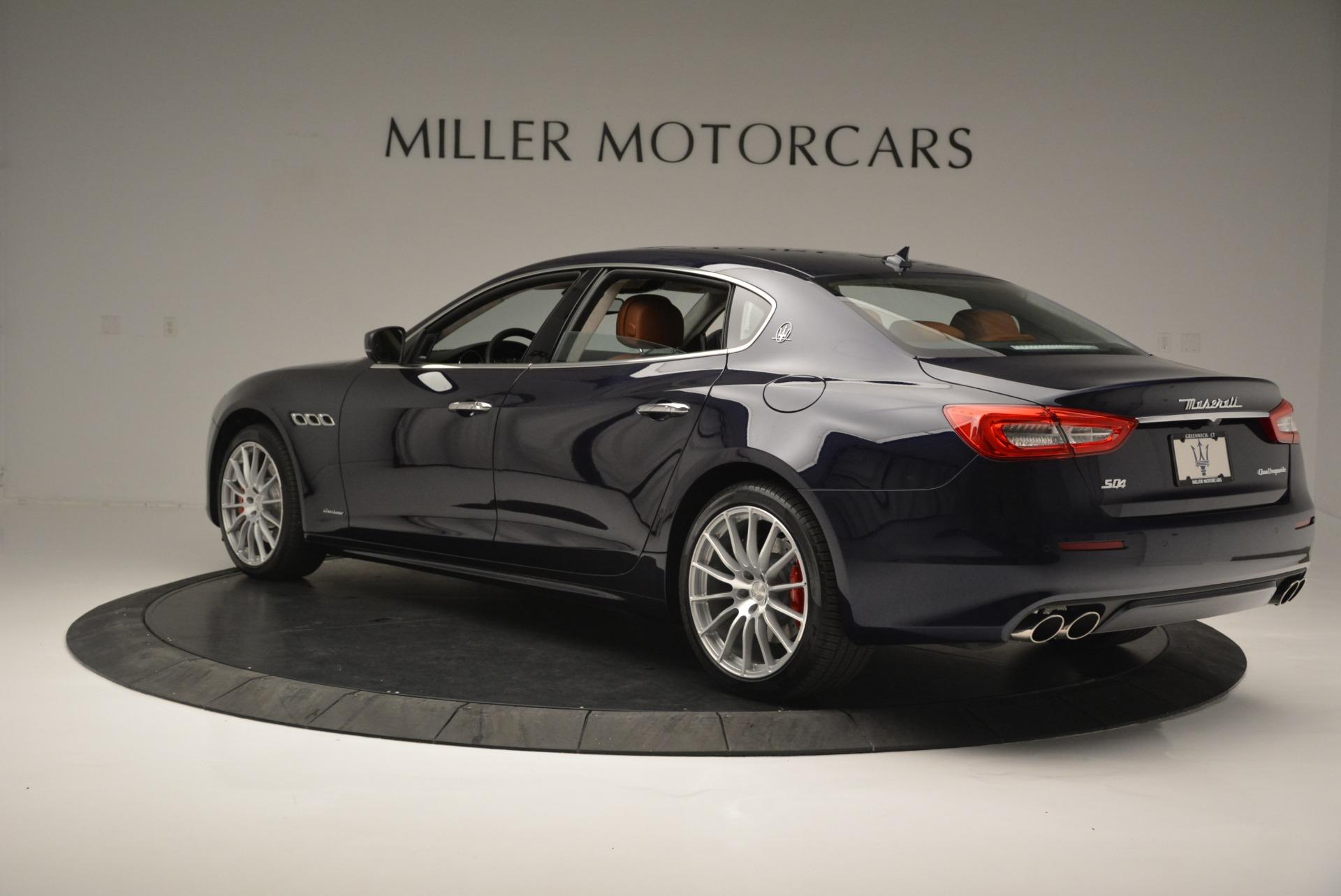 New 2018 Maserati Quattroporte S Q4 GranLusso For Sale In Greenwich, CT. Alfa Romeo of Greenwich, M1992 1859_p5