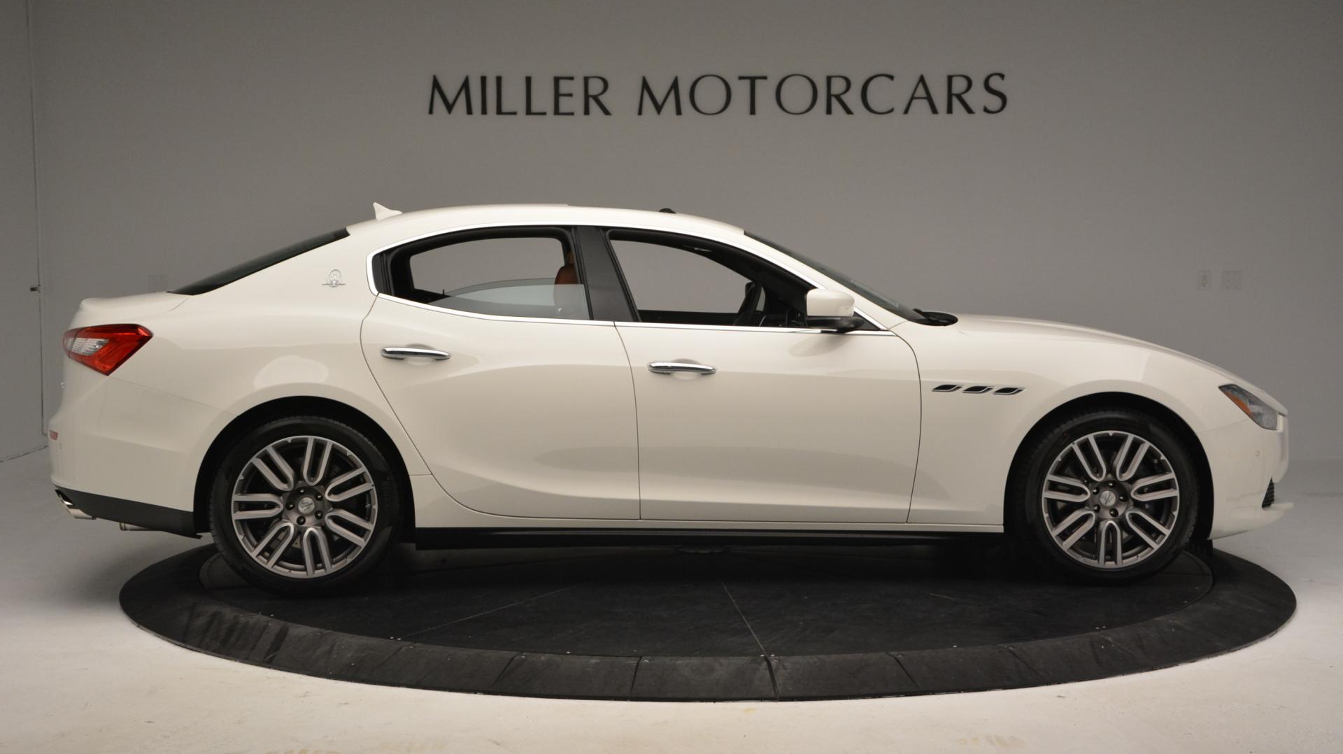 Used 2016 Maserati Ghibli S Q4 For Sale In Greenwich, CT. Alfa Romeo of Greenwich, M1474 186_p10
