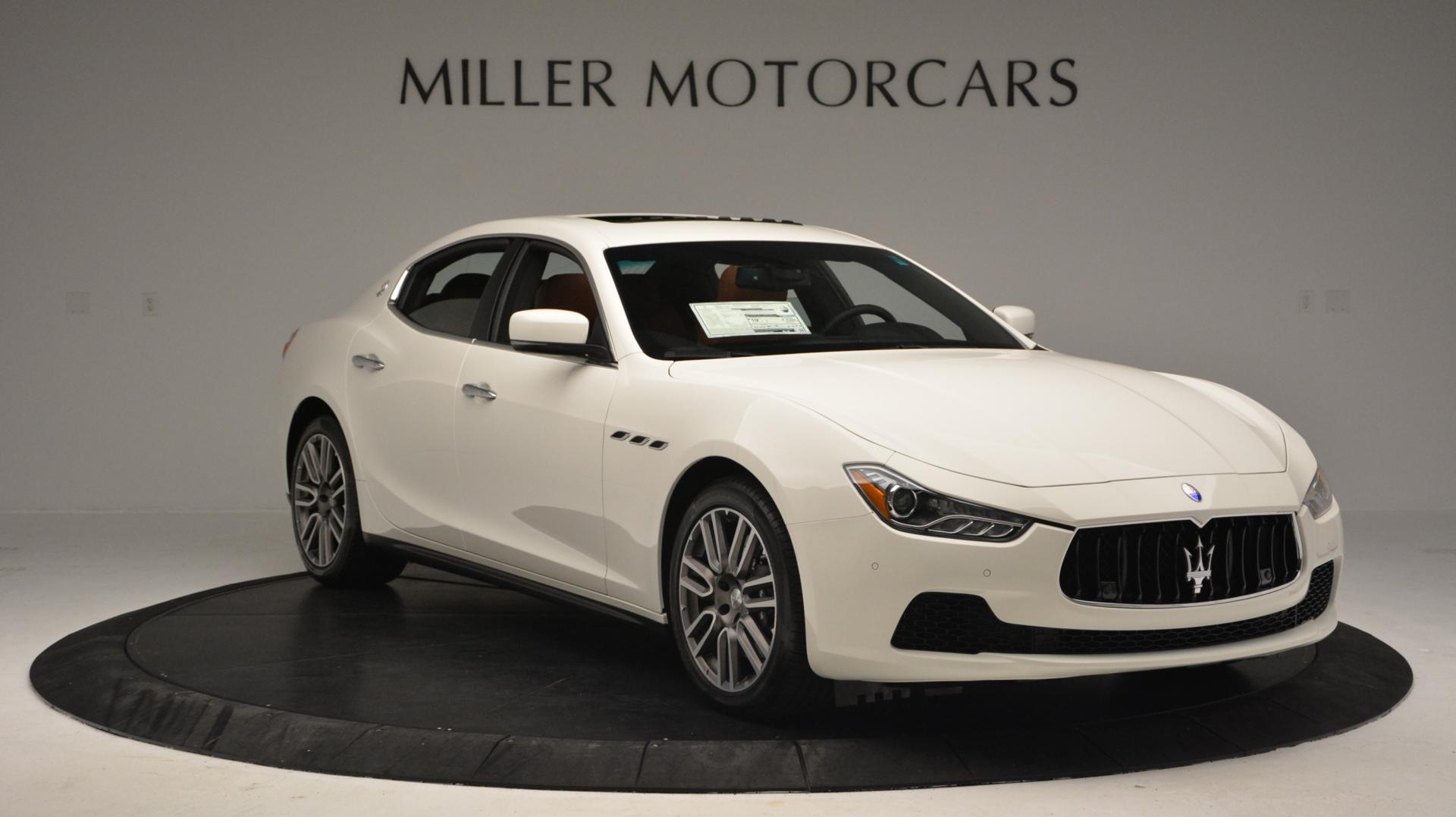 Used 2016 Maserati Ghibli S Q4 For Sale In Greenwich, CT. Alfa Romeo of Greenwich, M1474 186_p12