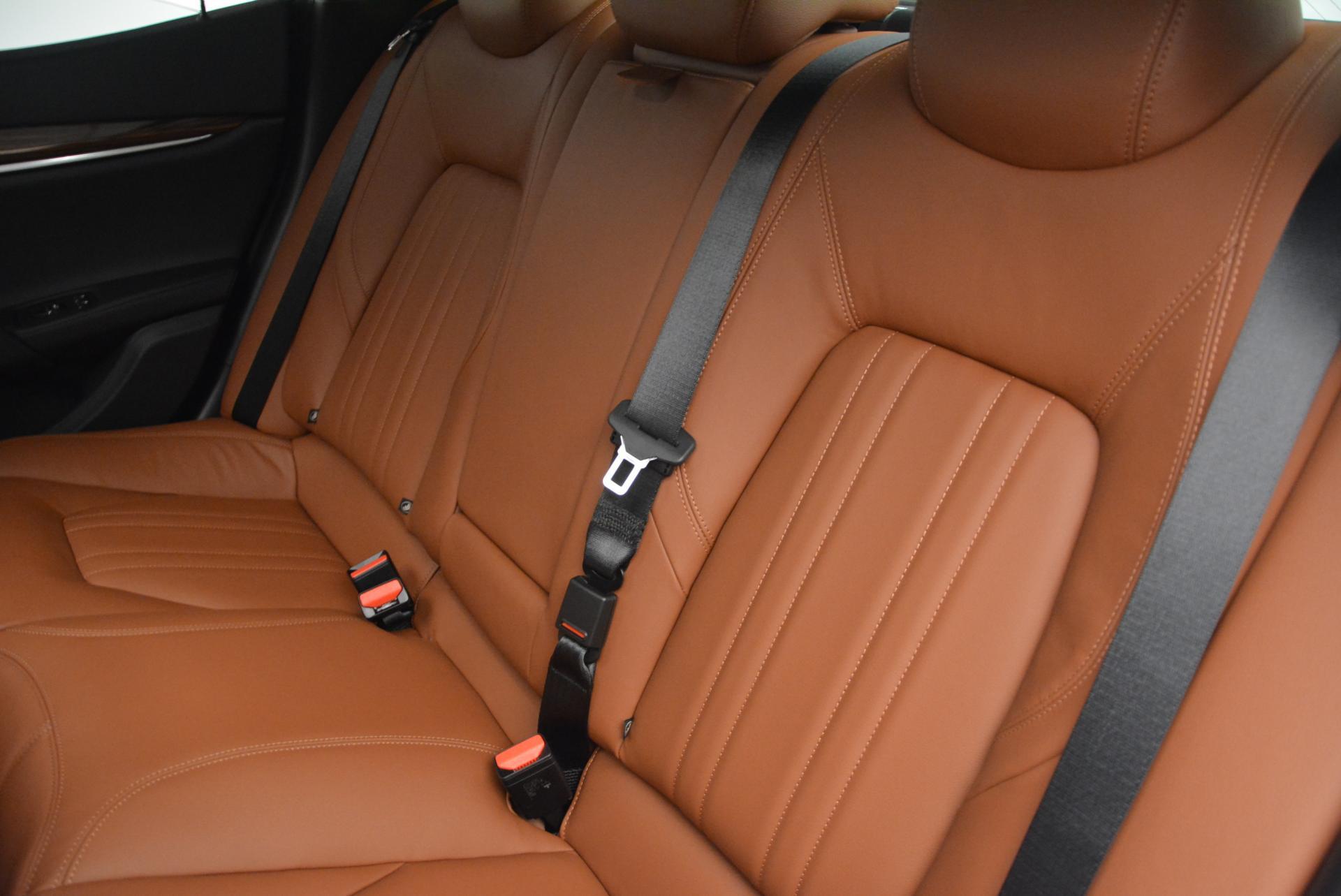 Used 2016 Maserati Ghibli S Q4 For Sale In Greenwich, CT. Alfa Romeo of Greenwich, M1474 186_p19