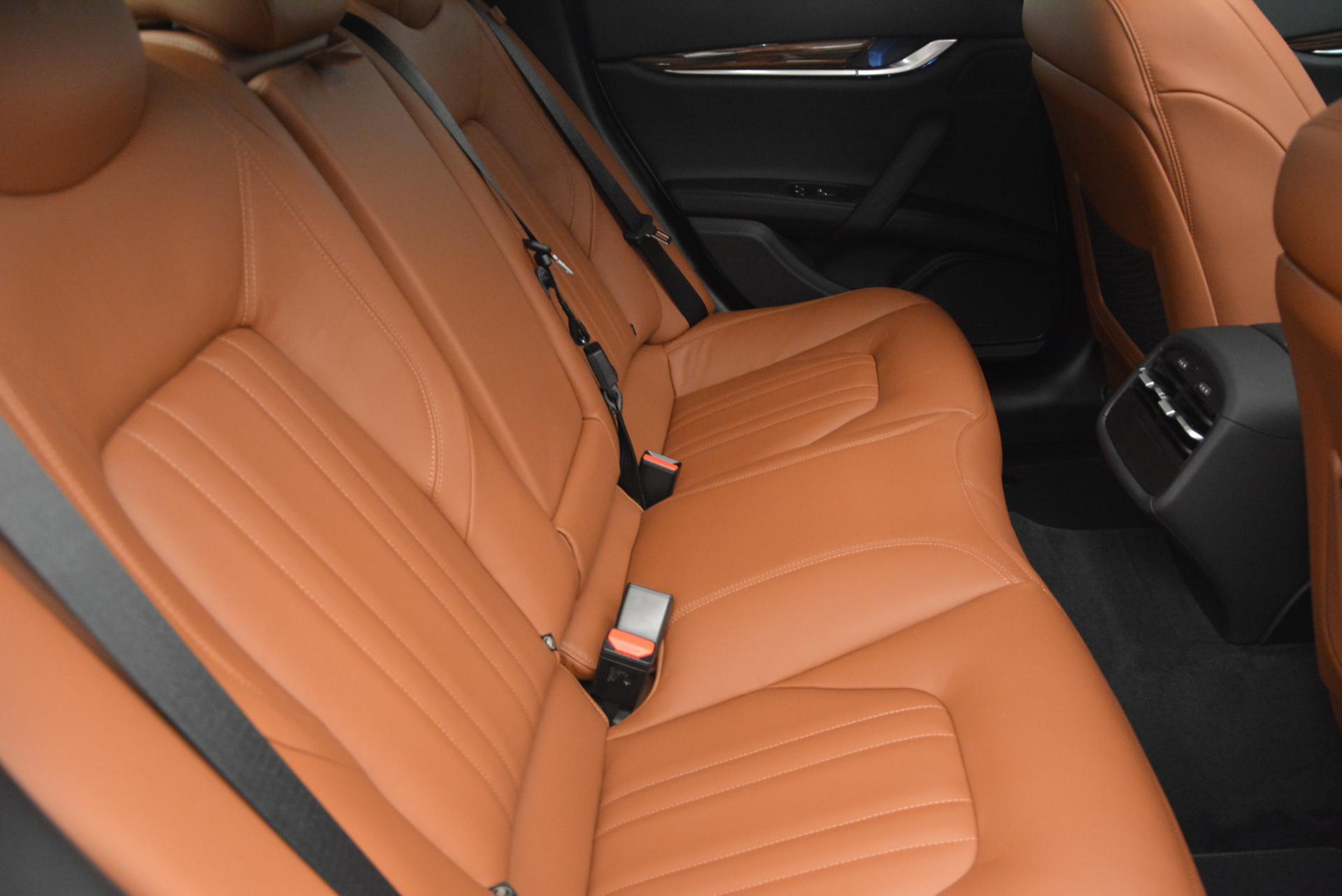 Used 2016 Maserati Ghibli S Q4 For Sale In Greenwich, CT. Alfa Romeo of Greenwich, M1474 186_p24