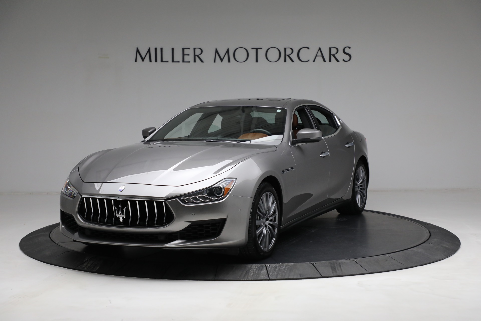 New 2018 Maserati Ghibli S Q4 For Sale In Greenwich, CT. Alfa Romeo of Greenwich, W543 1861_main
