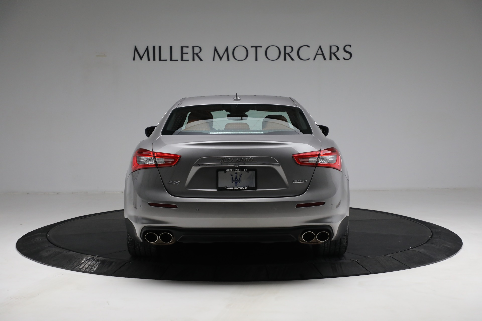 New 2018 Maserati Ghibli S Q4 For Sale In Greenwich, CT. Alfa Romeo of Greenwich, W543 1861_p6