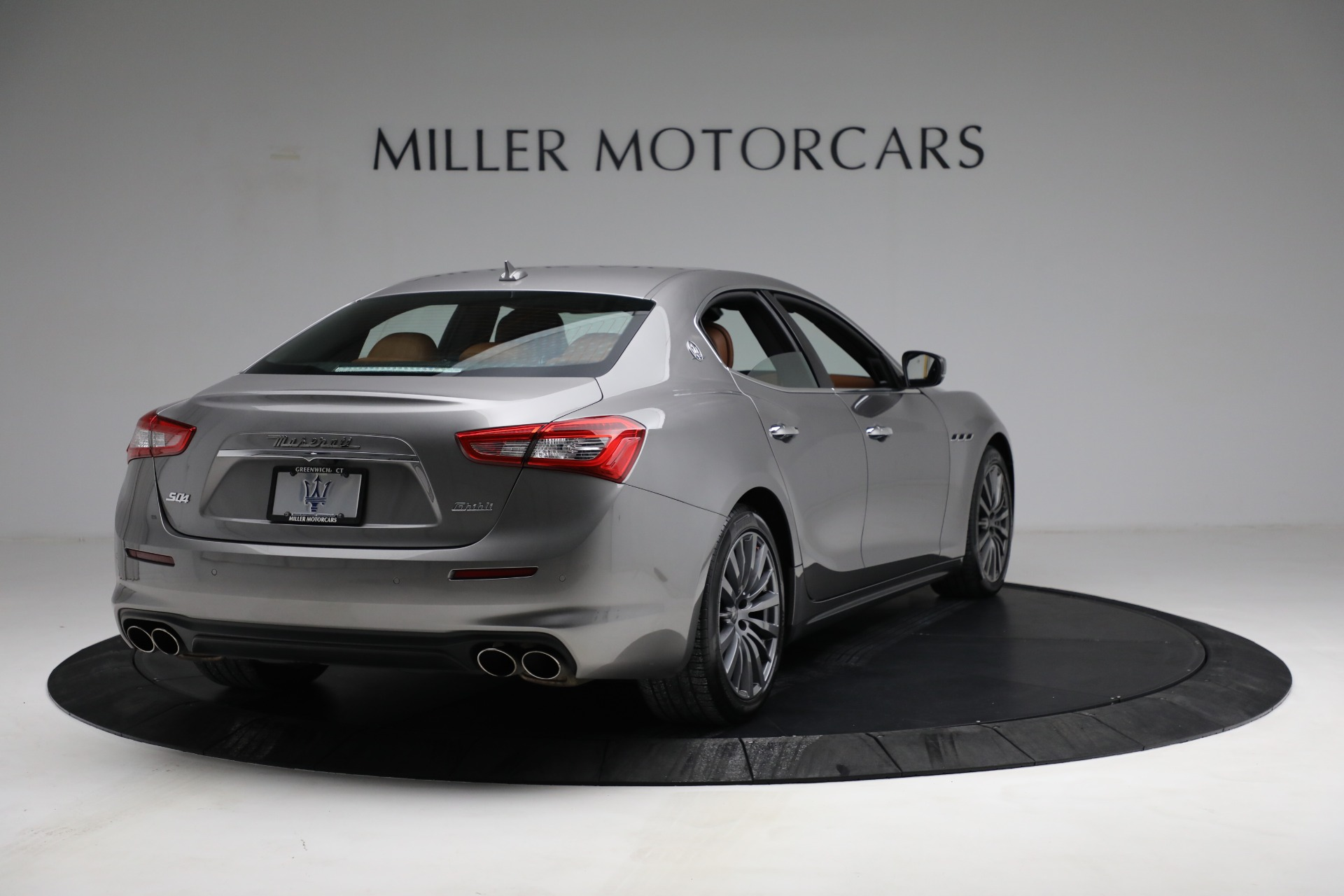 New 2018 Maserati Ghibli S Q4 For Sale In Greenwich, CT. Alfa Romeo of Greenwich, W543 1861_p7