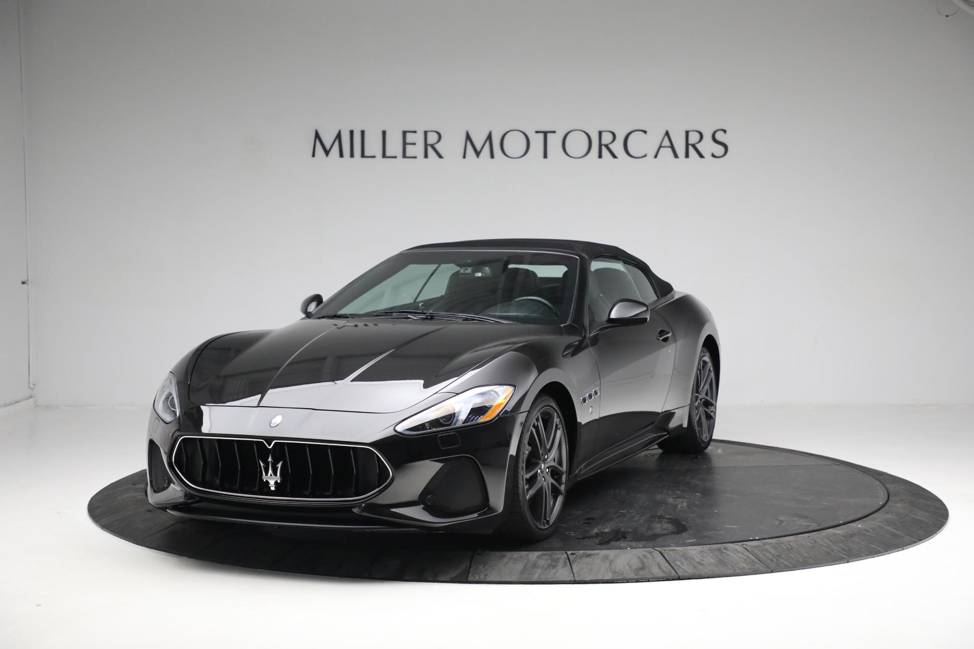 New 2018 Maserati GranTurismo Sport Convertible For Sale In Greenwich, CT. Alfa Romeo of Greenwich, M1999 1863_p13
