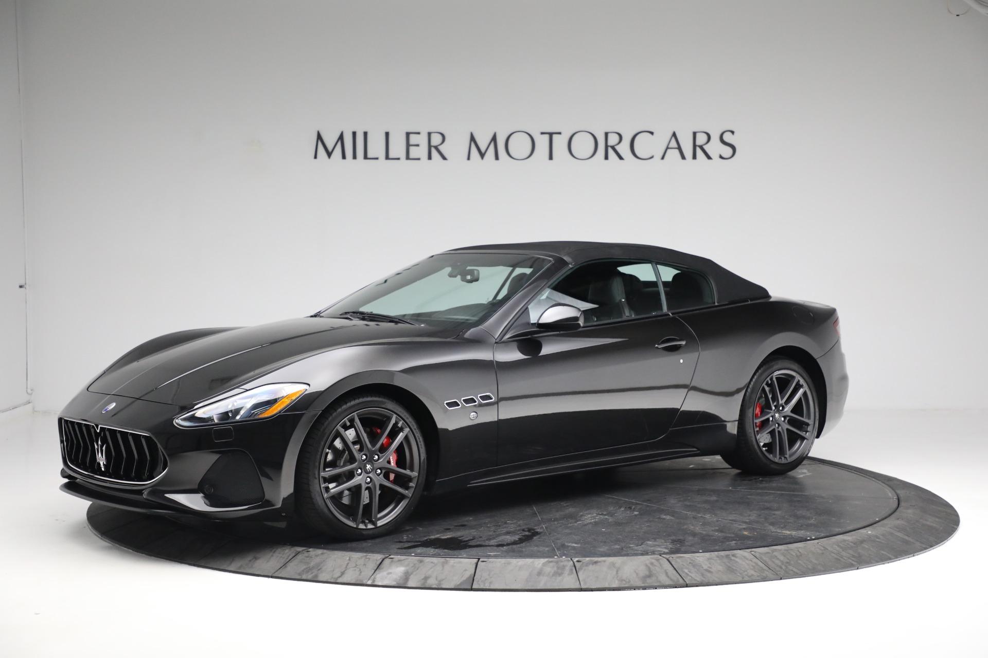 New 2018 Maserati GranTurismo Sport Convertible For Sale In Greenwich, CT. Alfa Romeo of Greenwich, M1999 1863_p14