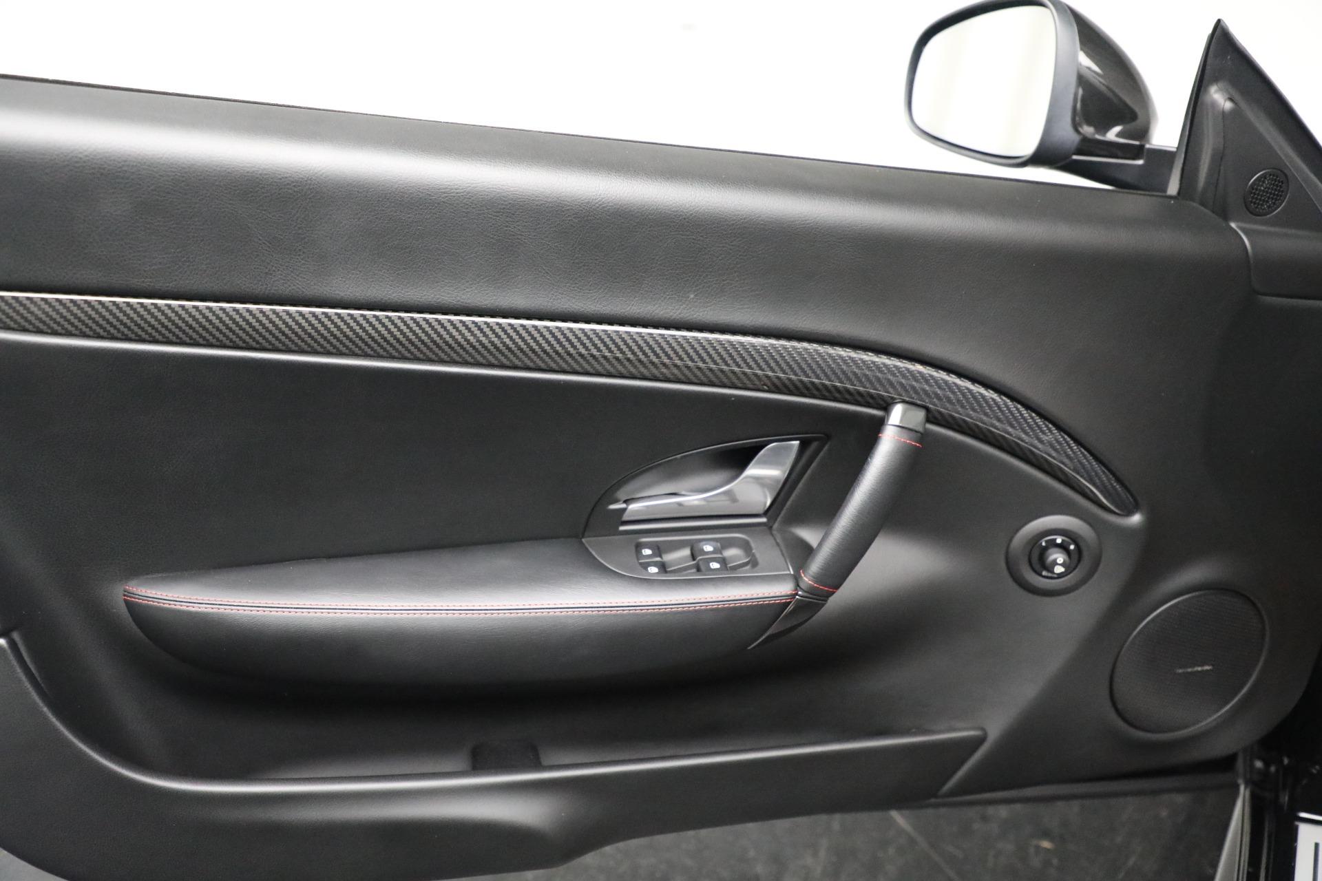New 2018 Maserati GranTurismo Sport Convertible For Sale In Greenwich, CT. Alfa Romeo of Greenwich, M1999 1863_p27