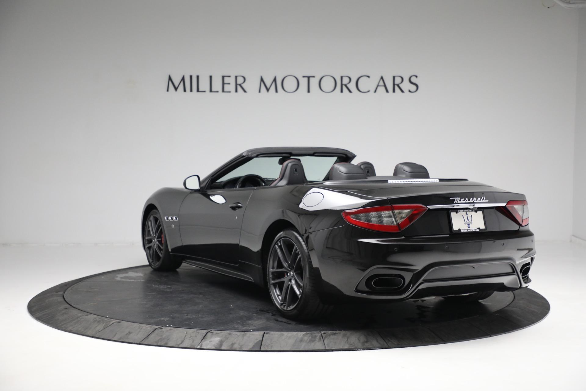 New 2018 Maserati GranTurismo Sport Convertible For Sale In Greenwich, CT. Alfa Romeo of Greenwich, M1999 1863_p5