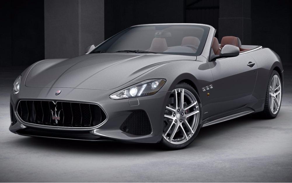 New 2018 Maserati GranTurismo Sport Convertible For Sale In Greenwich, CT. Alfa Romeo of Greenwich, M1998 1864_main