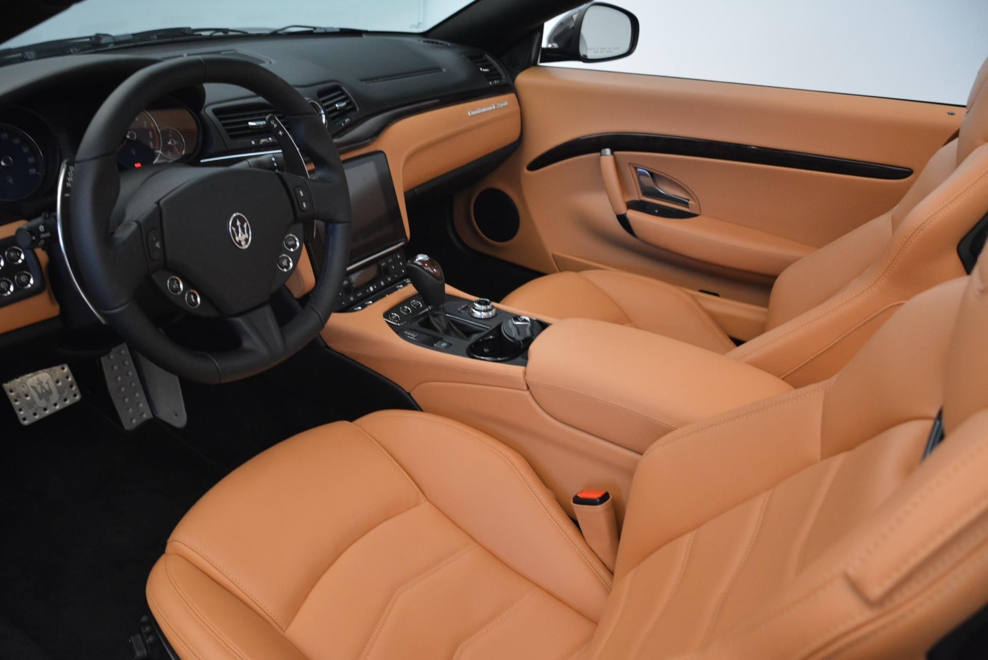 Used 2018 Maserati GranTurismo Sport Convertible For Sale In Greenwich, CT. Alfa Romeo of Greenwich, 7501 1865_p23