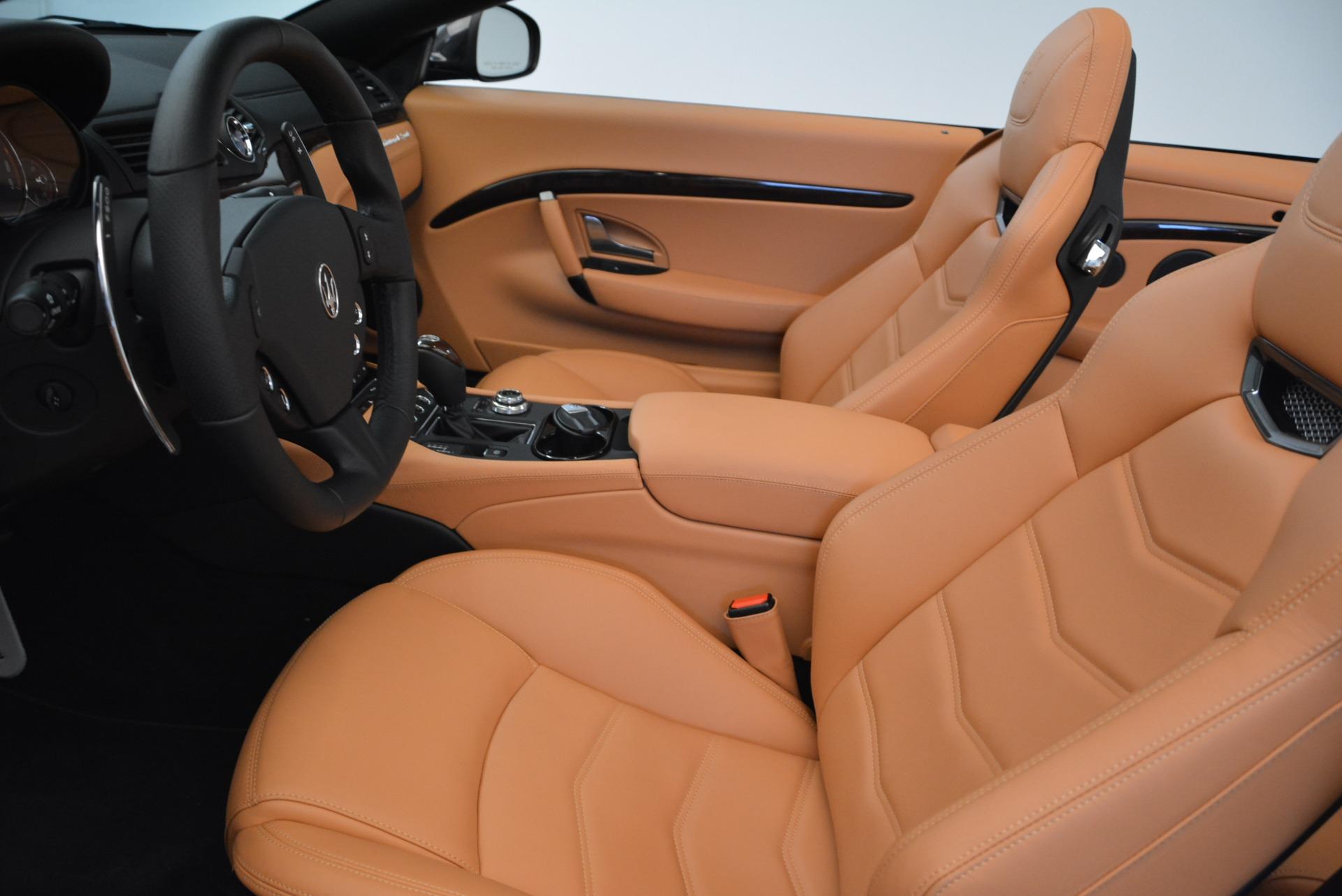 Used 2018 Maserati GranTurismo Sport Convertible For Sale In Greenwich, CT. Alfa Romeo of Greenwich, 7501 1865_p24