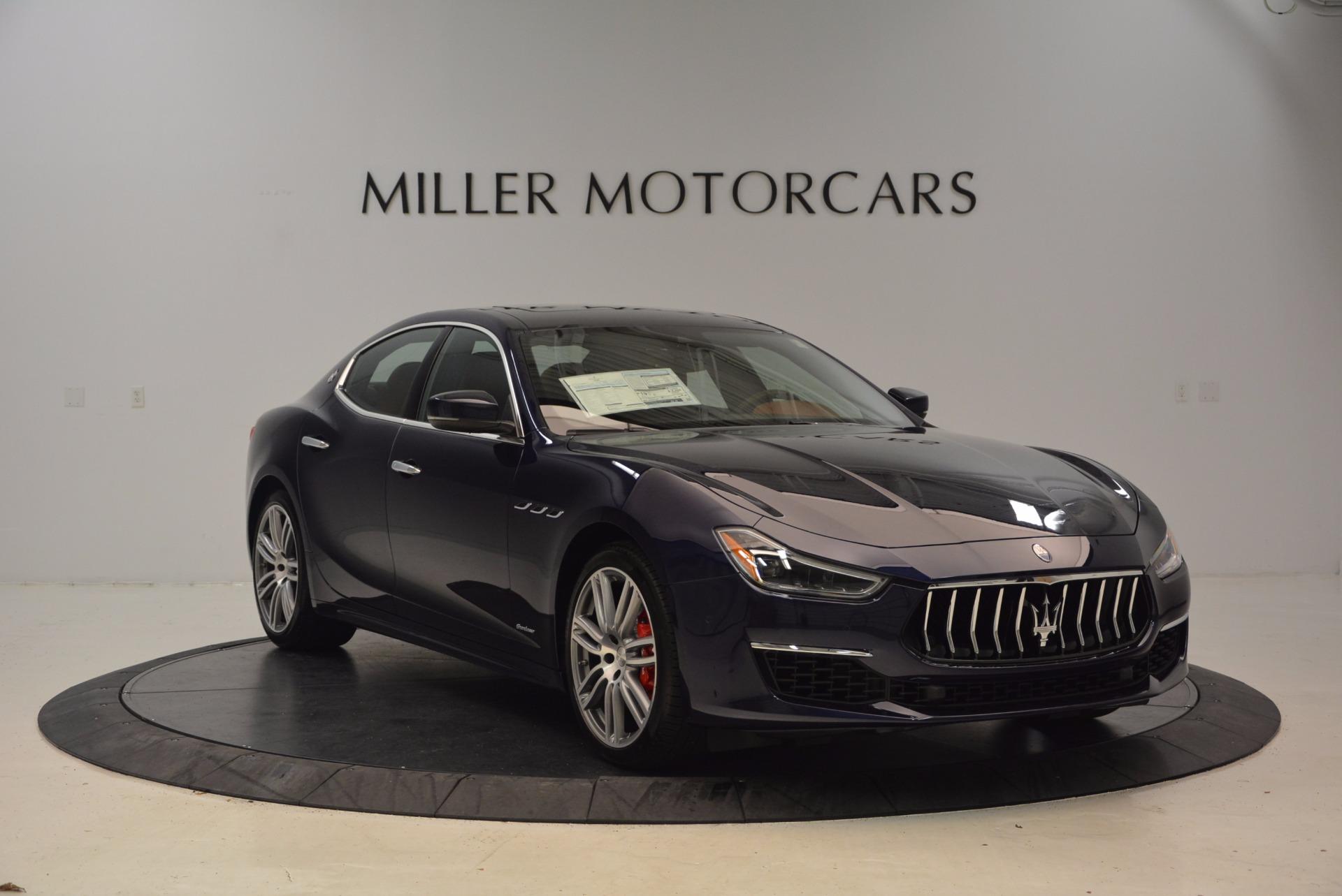 New 2018 Maserati Ghibli S Q4 GranLusso For Sale In Greenwich, CT. Alfa Romeo of Greenwich, M1989 1866_p11