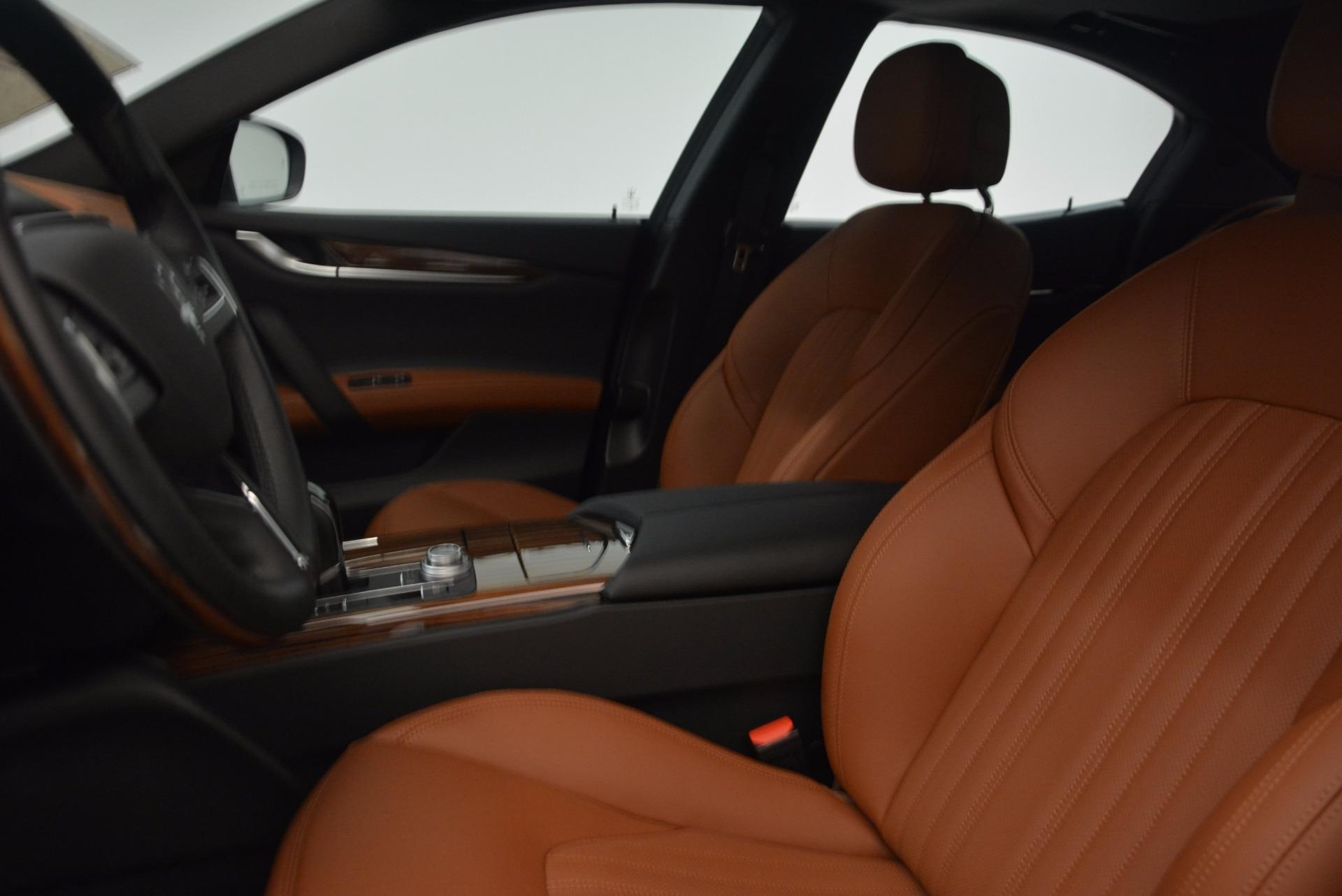 New 2018 Maserati Ghibli S Q4 GranLusso For Sale In Greenwich, CT. Alfa Romeo of Greenwich, M1989 1866_p15
