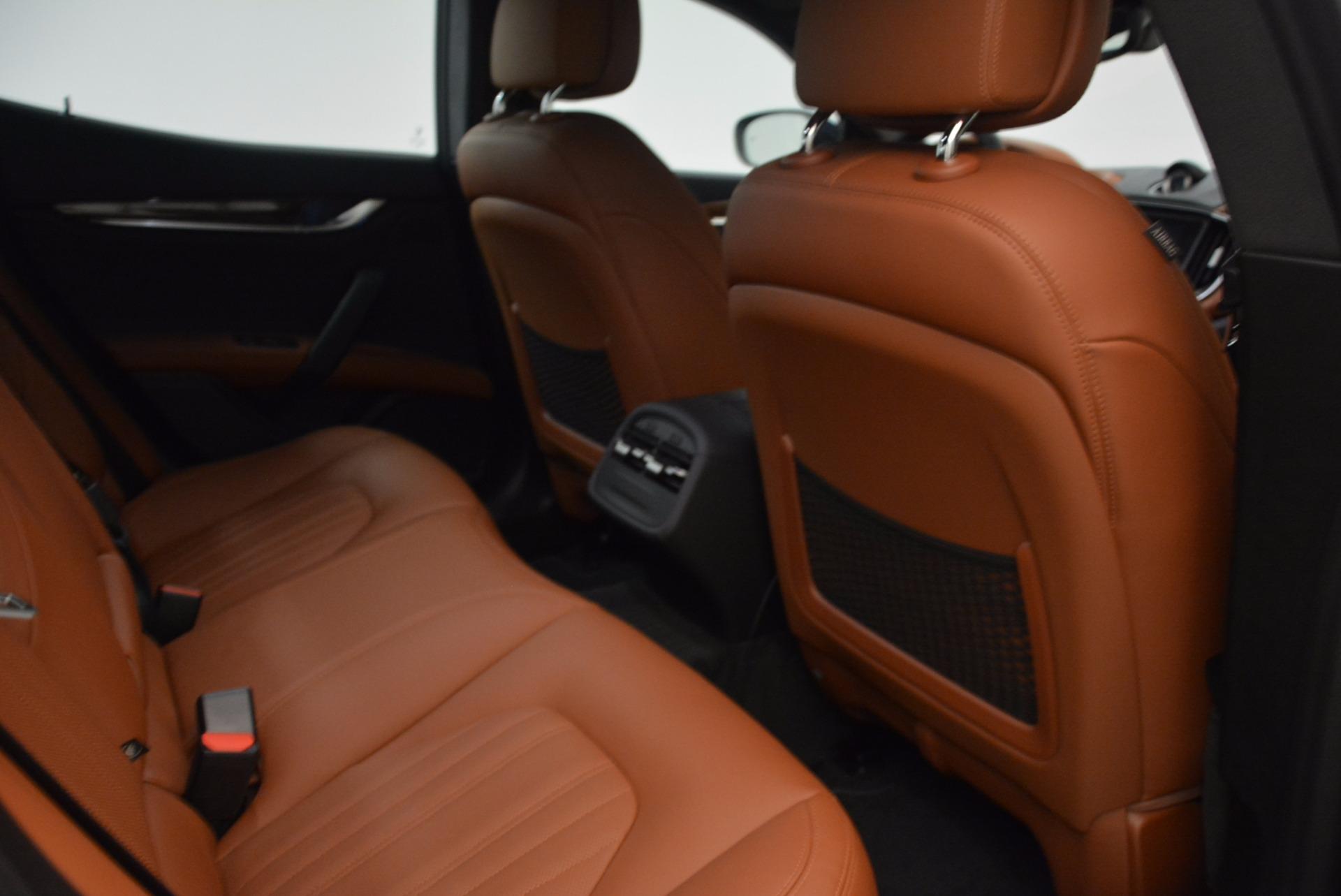 New 2018 Maserati Ghibli S Q4 GranLusso For Sale In Greenwich, CT. Alfa Romeo of Greenwich, M1989 1866_p24