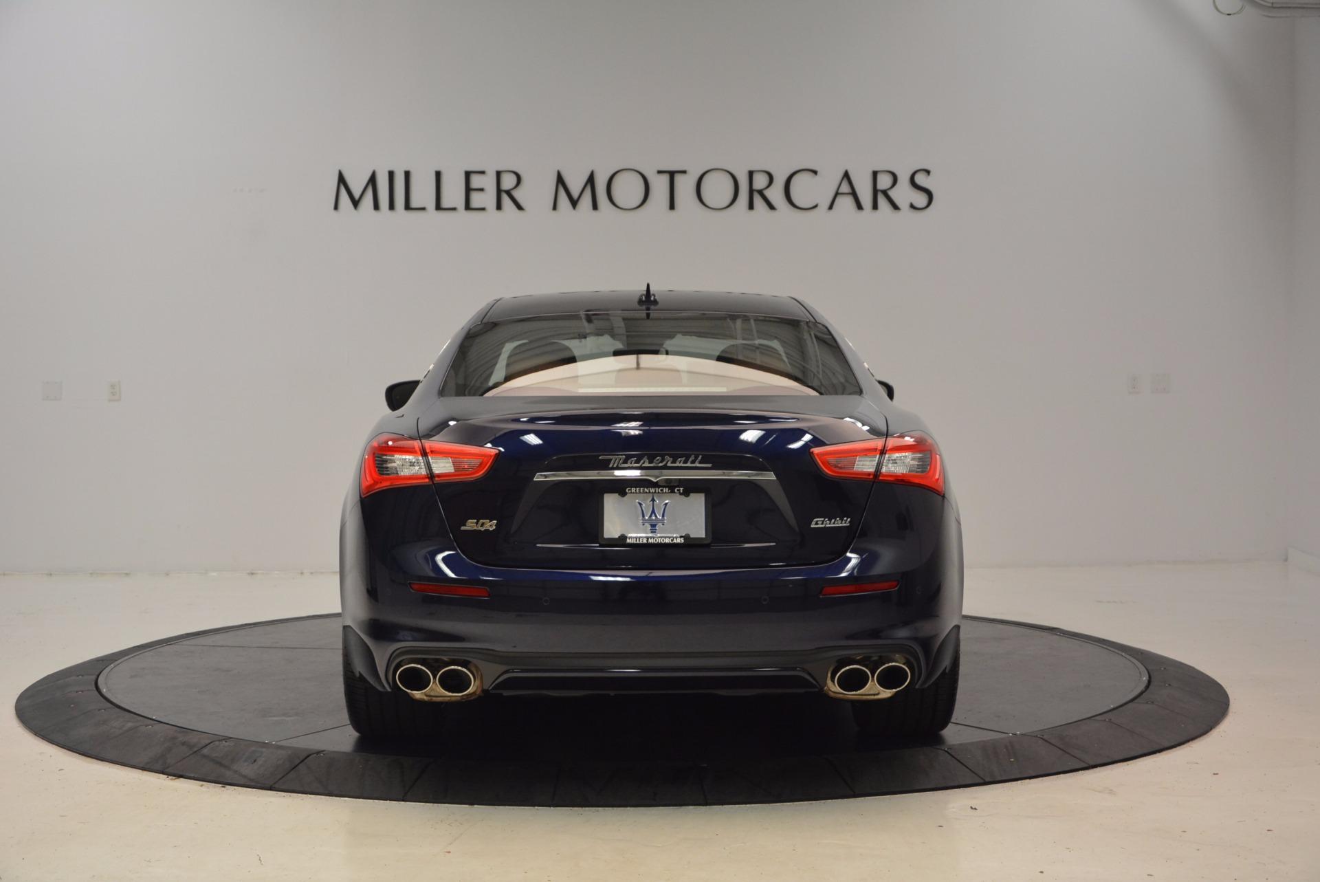 New 2018 Maserati Ghibli S Q4 GranLusso For Sale In Greenwich, CT. Alfa Romeo of Greenwich, M1989 1866_p6