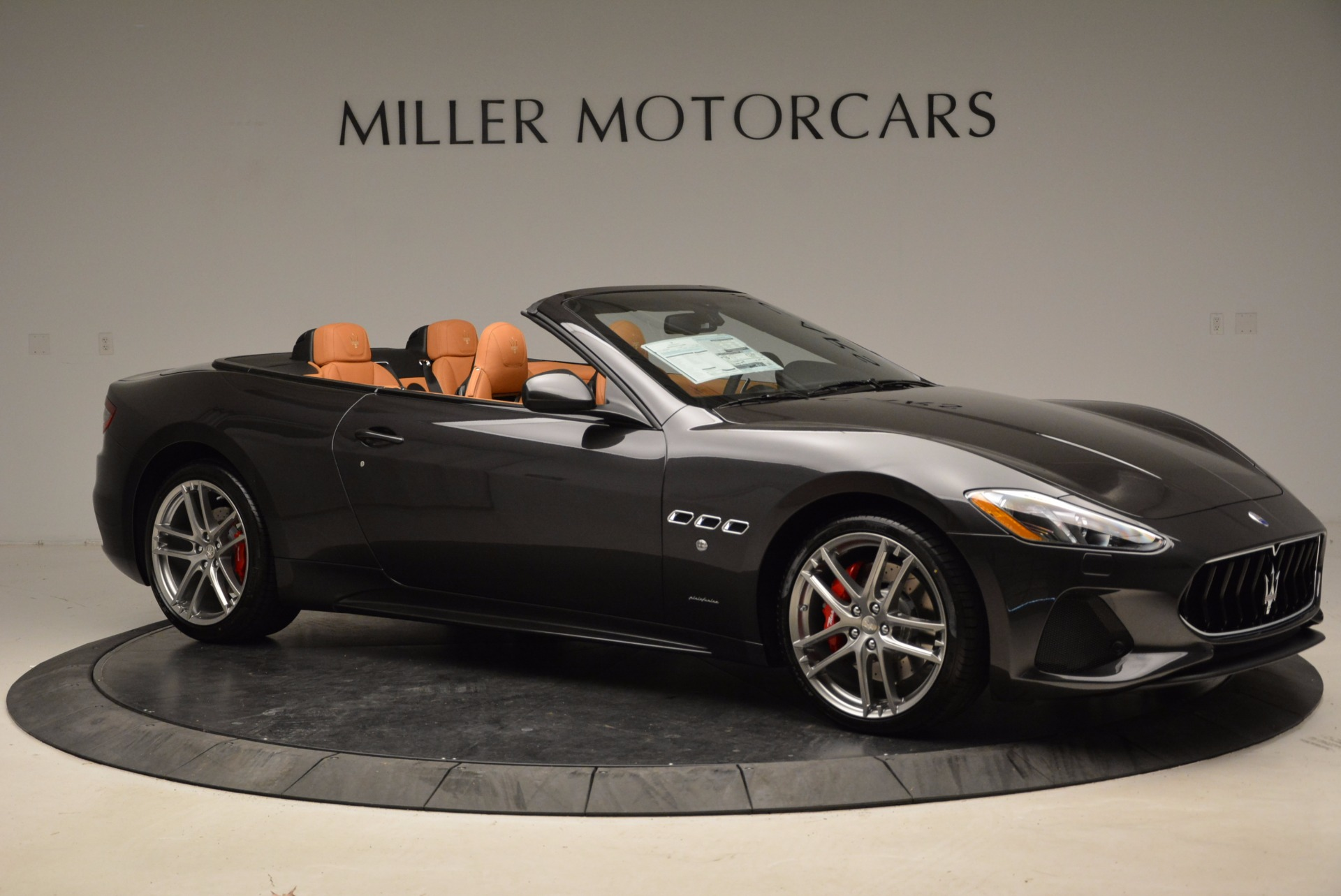 New 2018 Maserati GranTurismo Sport Convertible For Sale In Greenwich, CT. Alfa Romeo of Greenwich, W540 1869_p22