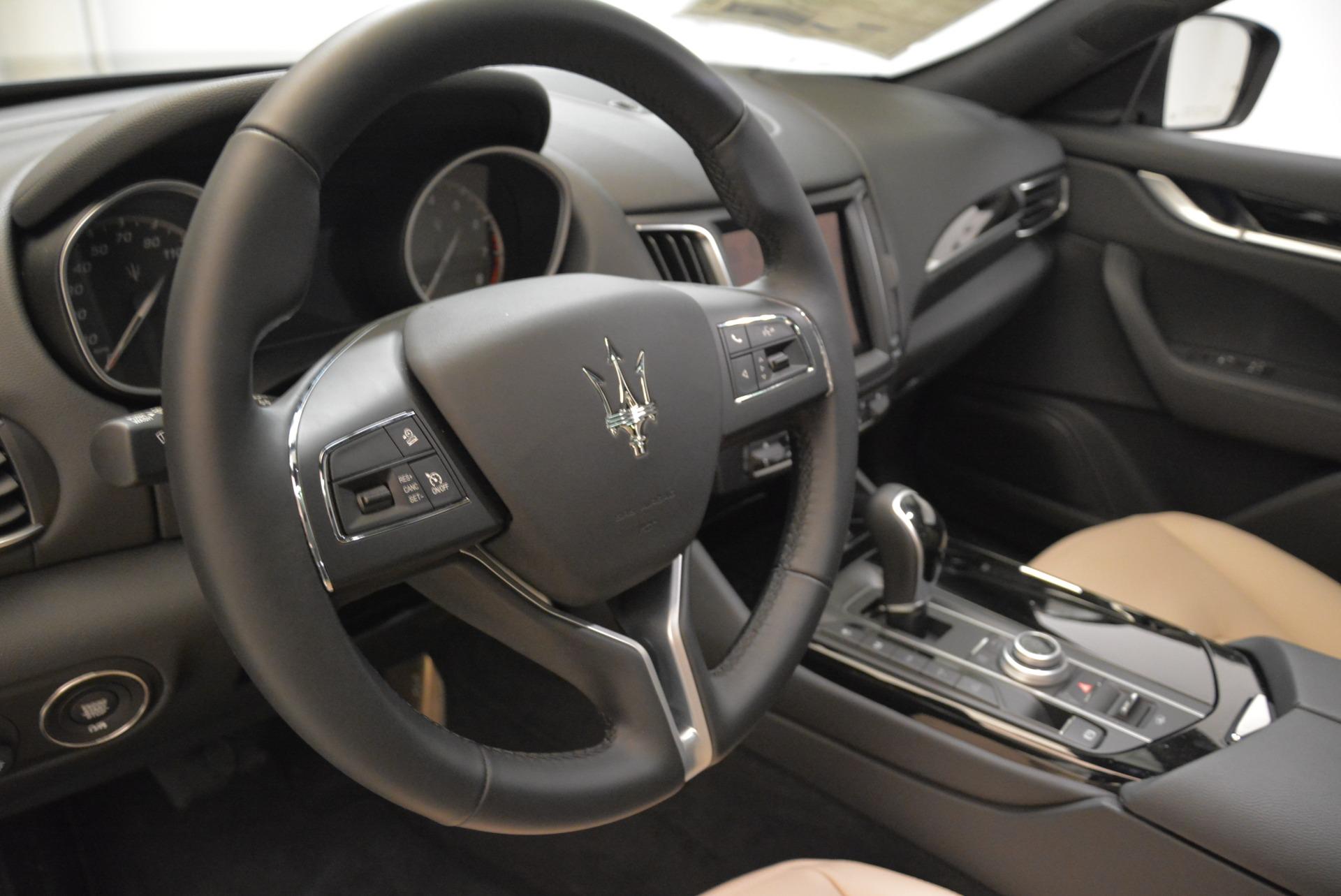 New 2017 Maserati Levante Q4 For Sale In Greenwich, CT. Alfa Romeo of Greenwich, M2001 1872_p16