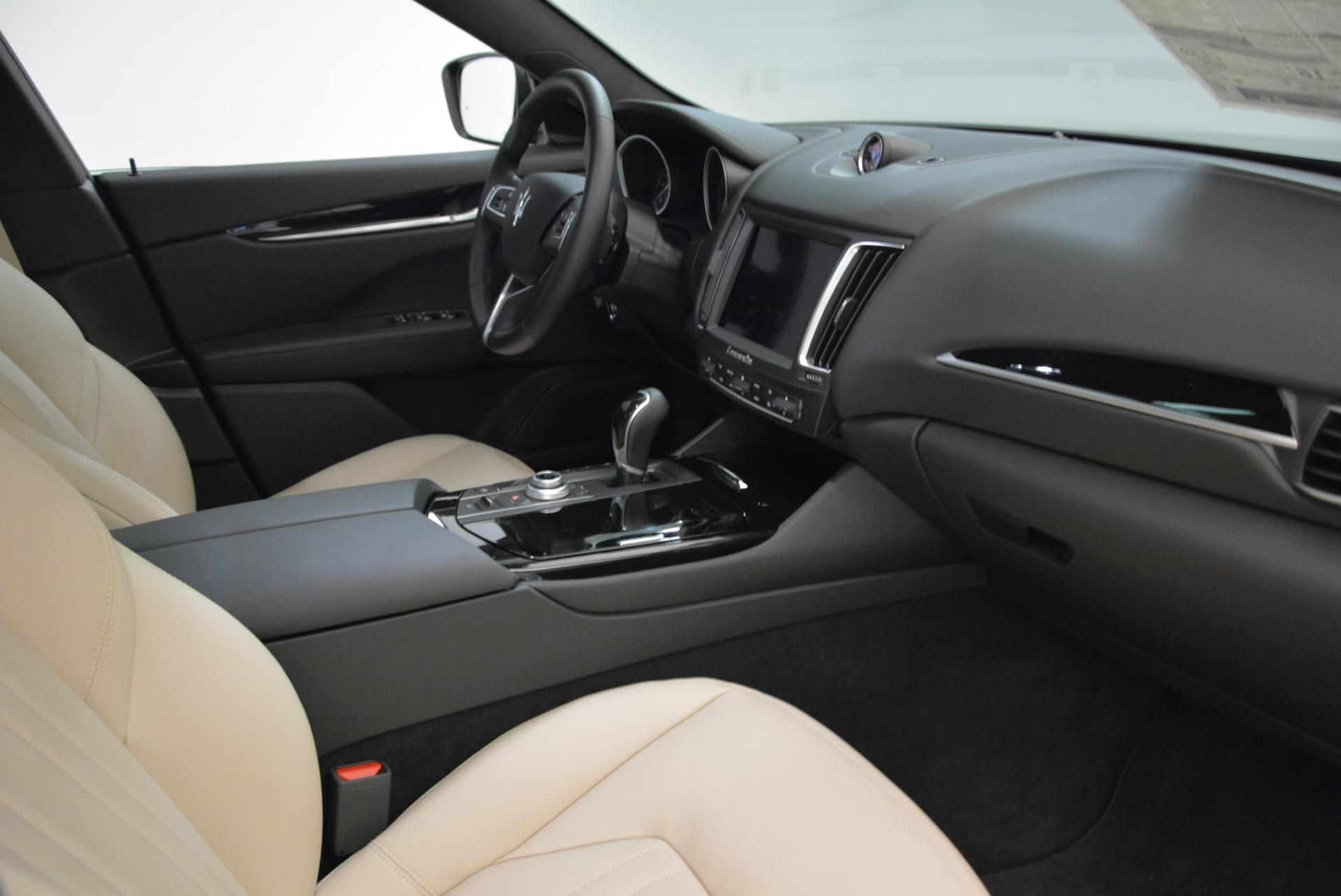 New 2017 Maserati Levante Q4 For Sale In Greenwich, CT. Alfa Romeo of Greenwich, M2001 1872_p22