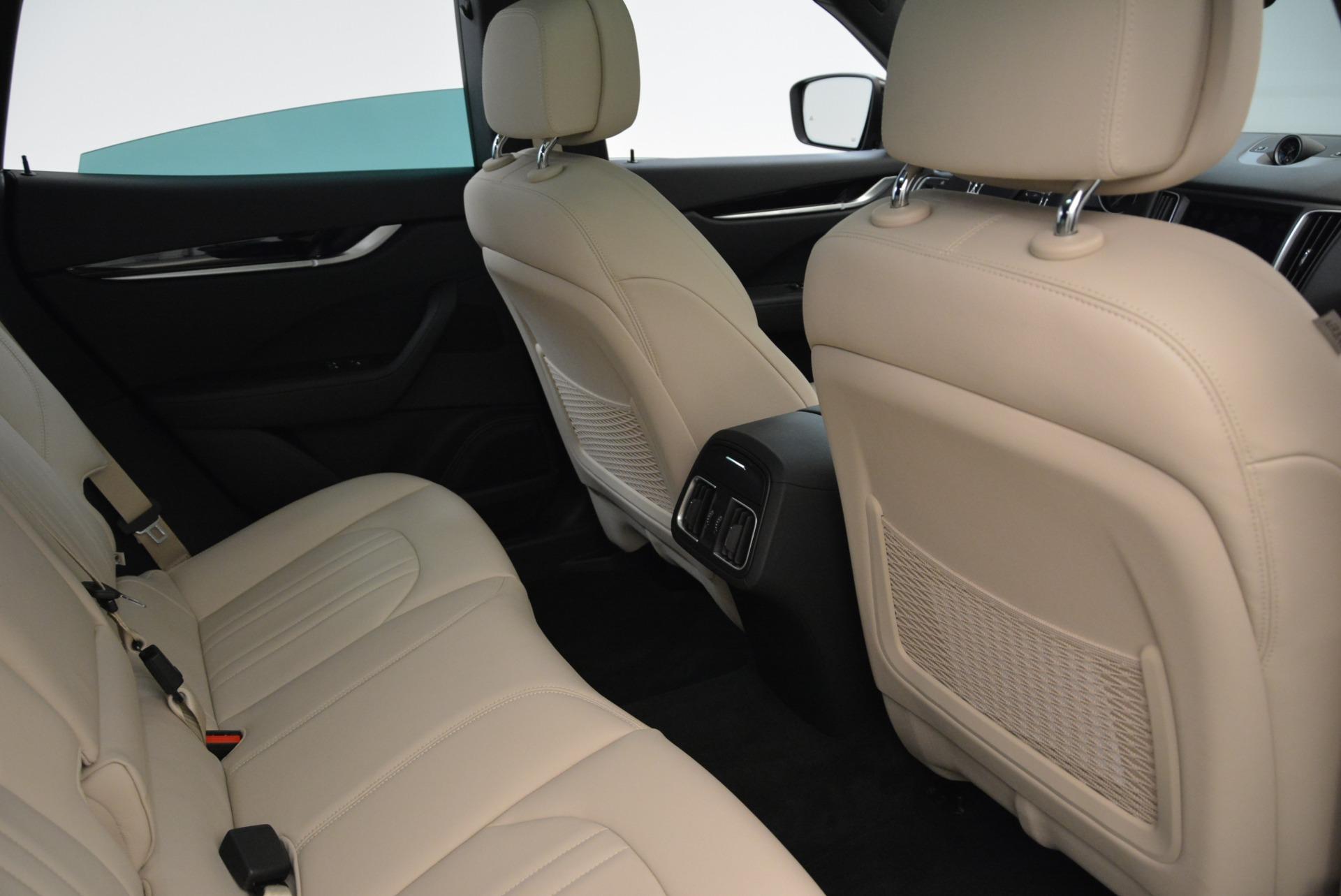 New 2017 Maserati Levante Q4 For Sale In Greenwich, CT. Alfa Romeo of Greenwich, M2001 1872_p25