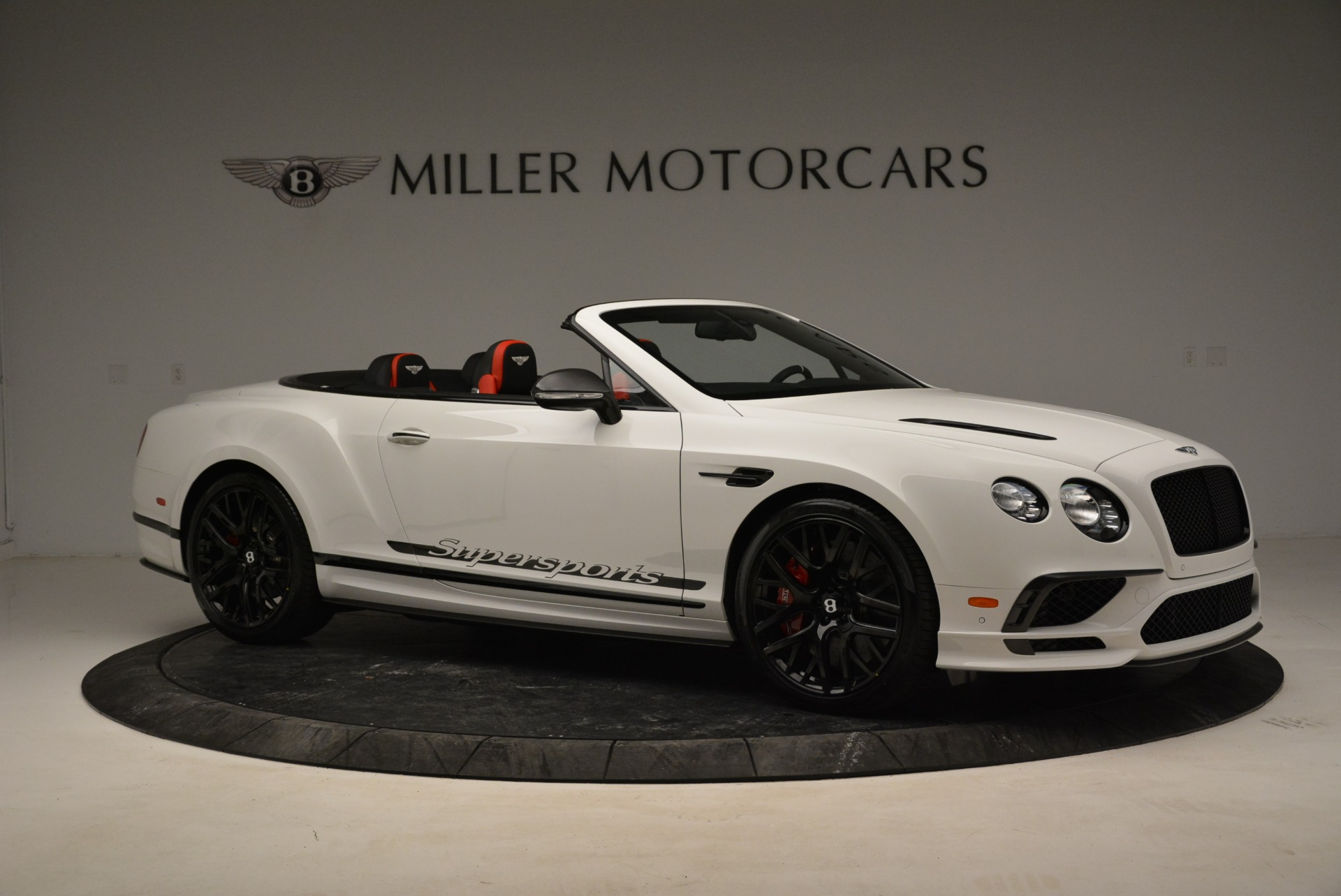 Used 2018 Bentley Continental GT Supersports Convertible For Sale In Greenwich, CT. Alfa Romeo of Greenwich, B1318 1875_p10