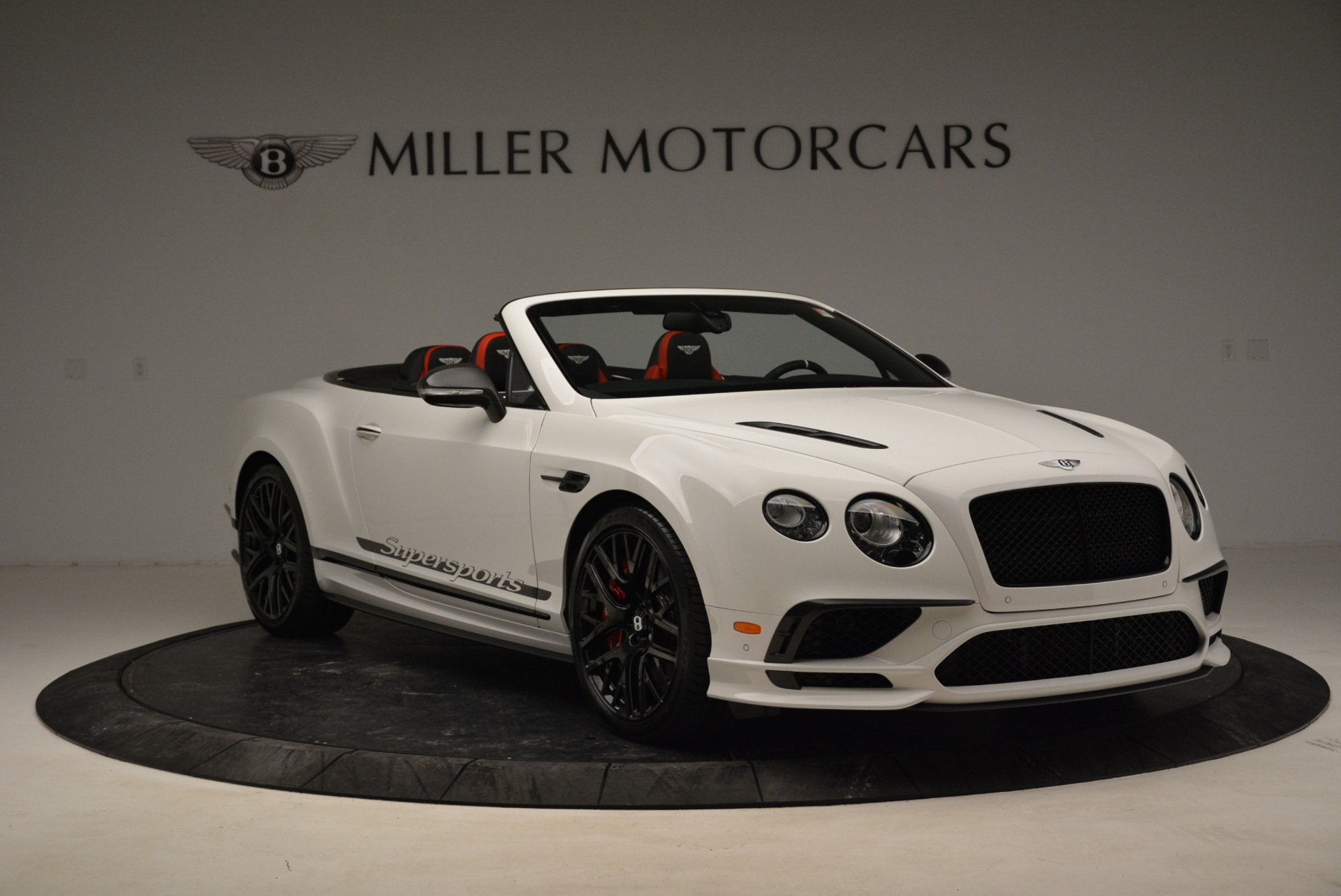 Used 2018 Bentley Continental GT Supersports Convertible For Sale In Greenwich, CT. Alfa Romeo of Greenwich, B1318 1875_p11