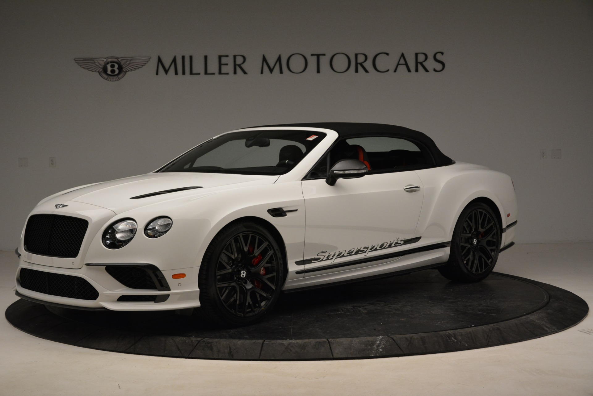 Used 2018 Bentley Continental GT Supersports Convertible For Sale In Greenwich, CT. Alfa Romeo of Greenwich, B1318 1875_p13