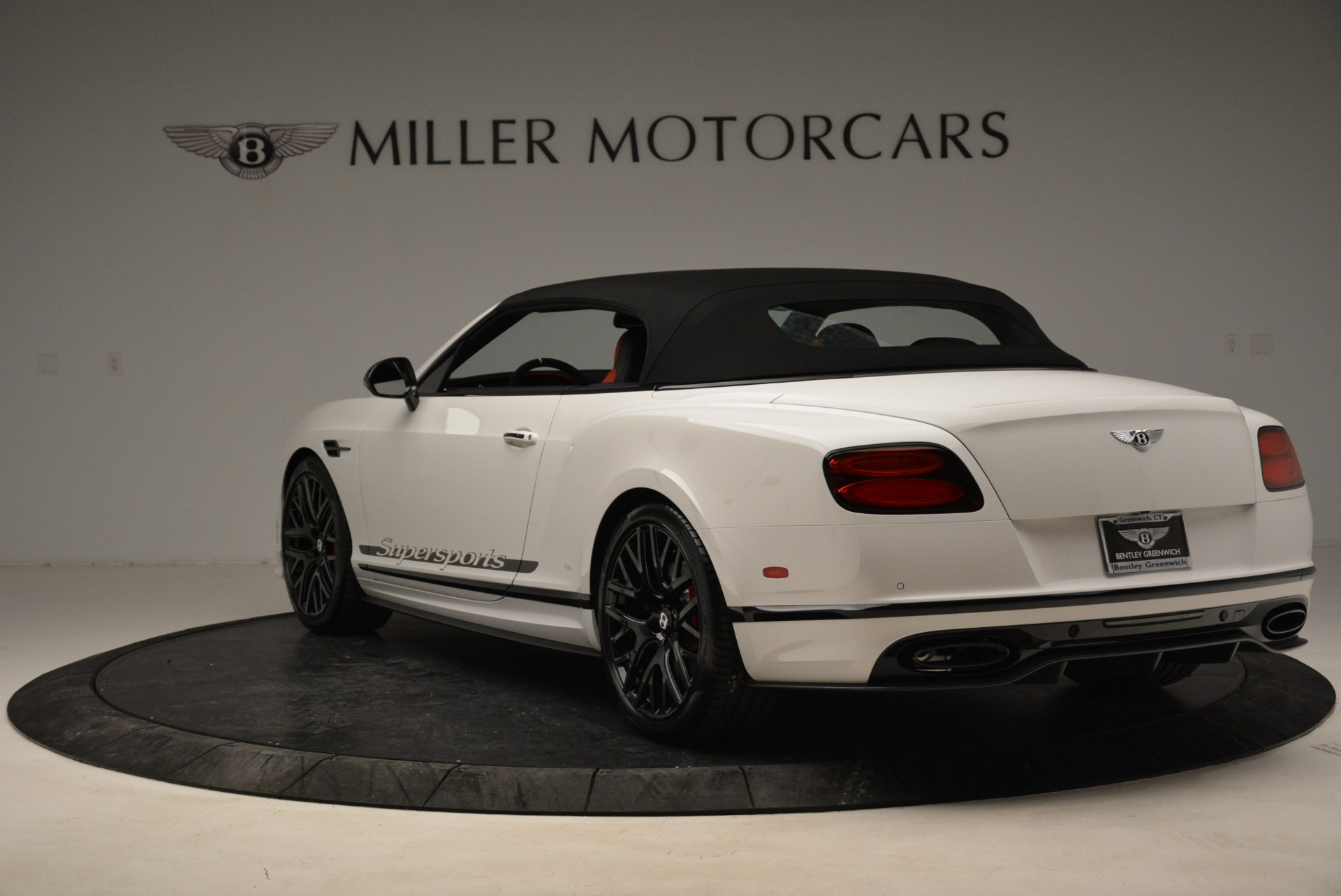 Used 2018 Bentley Continental GT Supersports Convertible For Sale In Greenwich, CT. Alfa Romeo of Greenwich, B1318 1875_p15