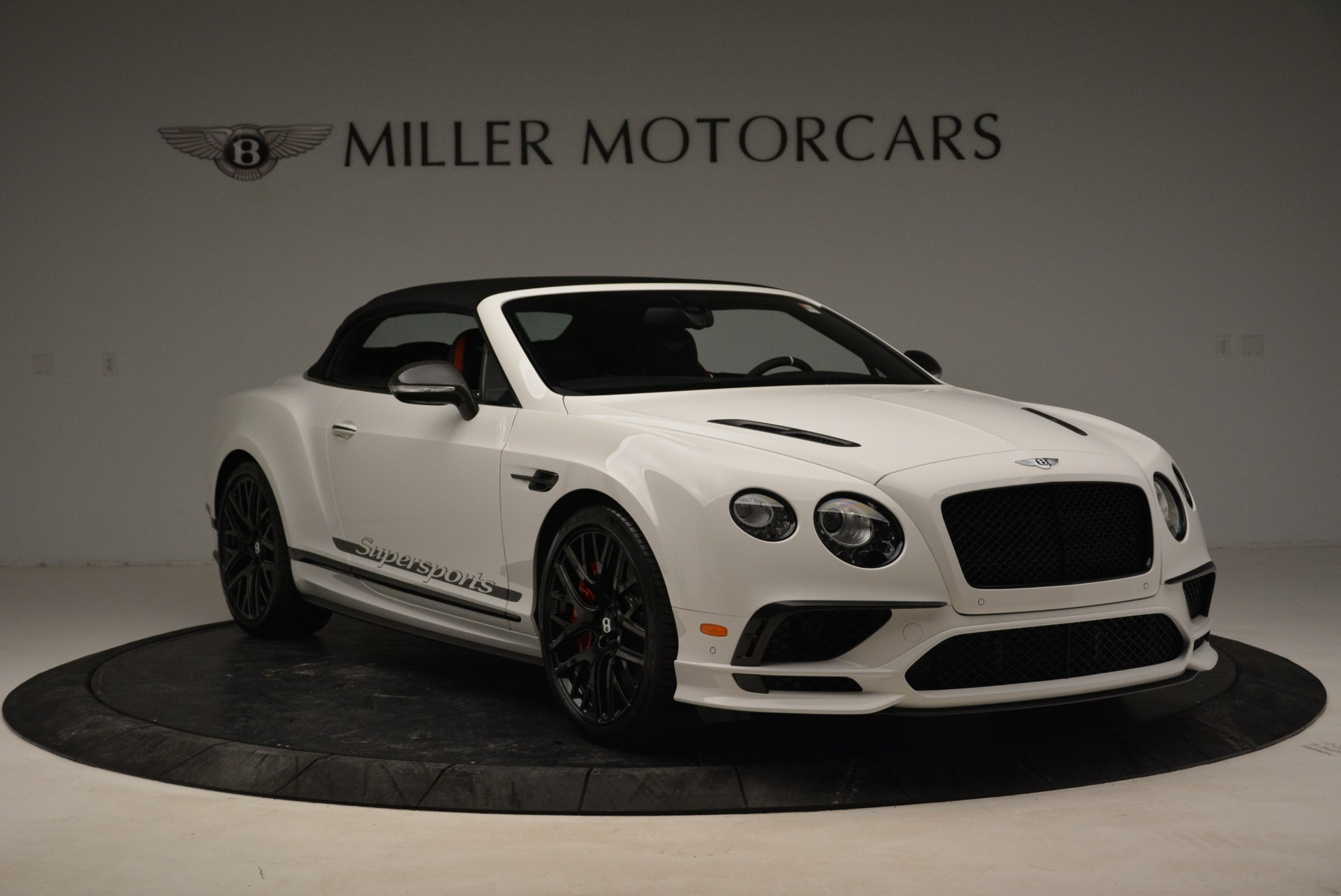 Used 2018 Bentley Continental GT Supersports Convertible For Sale In Greenwich, CT. Alfa Romeo of Greenwich, B1318 1875_p19
