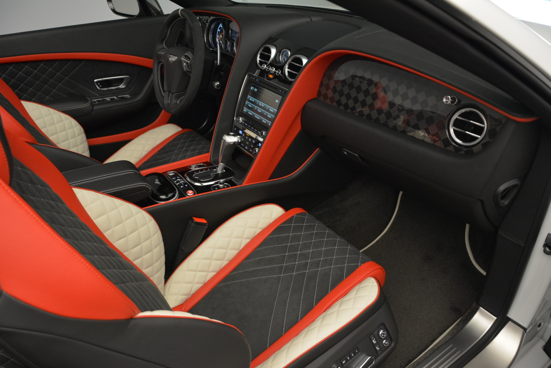 Used 2018 Bentley Continental GT Supersports Convertible For Sale In Greenwich, CT. Alfa Romeo of Greenwich, B1318 1875_p29