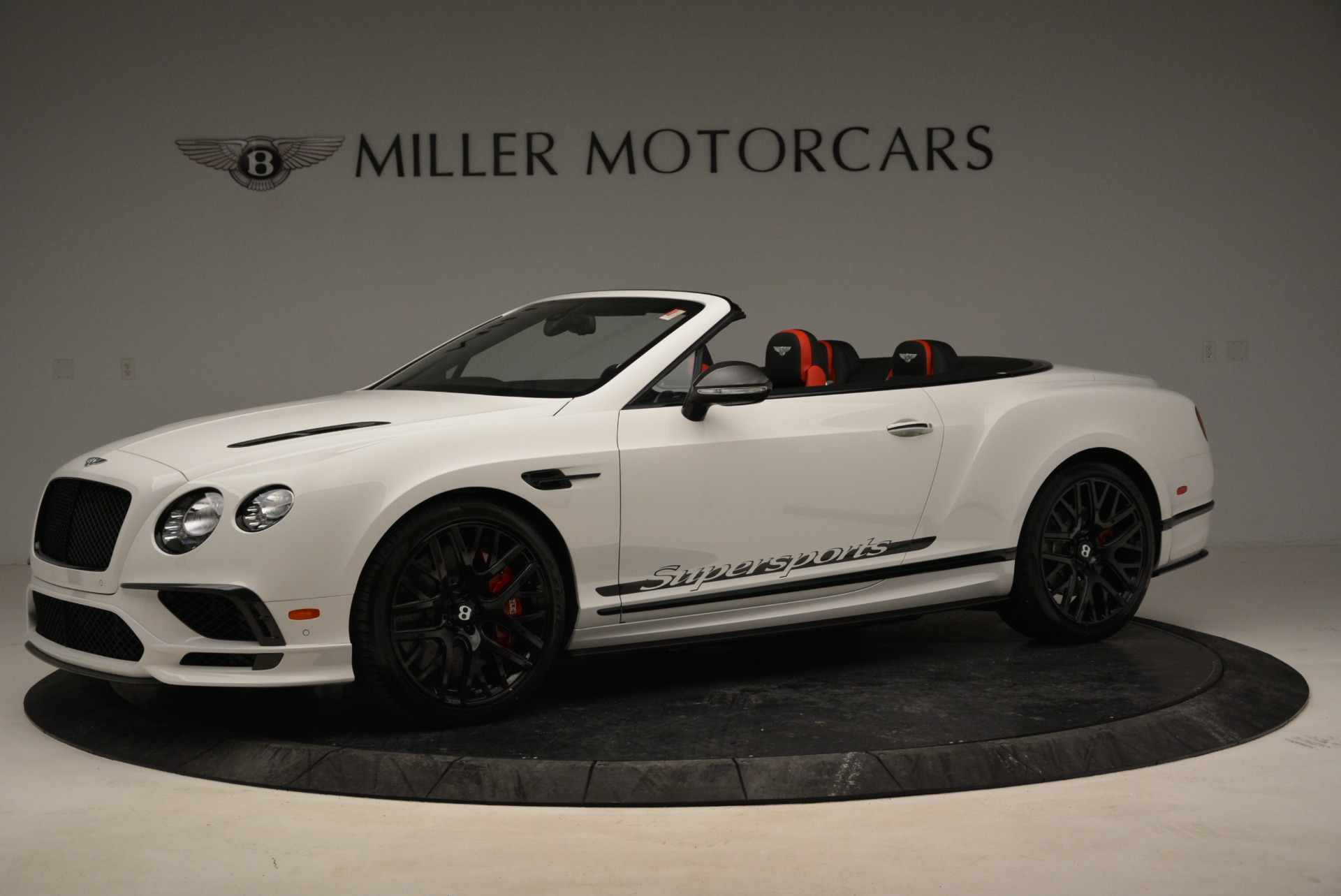 Used 2018 Bentley Continental GT Supersports Convertible For Sale In Greenwich, CT. Alfa Romeo of Greenwich, B1318 1875_p2