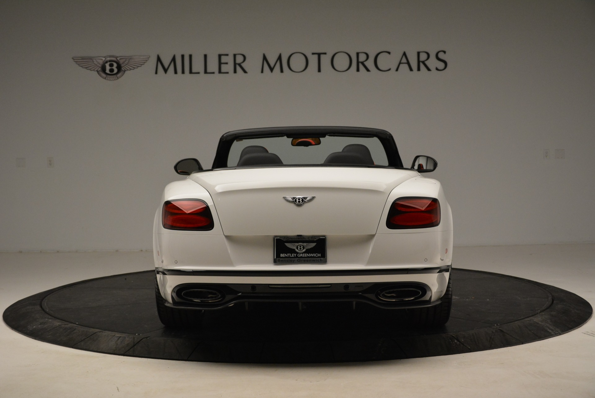 Used 2018 Bentley Continental GT Supersports Convertible For Sale In Greenwich, CT. Alfa Romeo of Greenwich, B1318 1875_p6