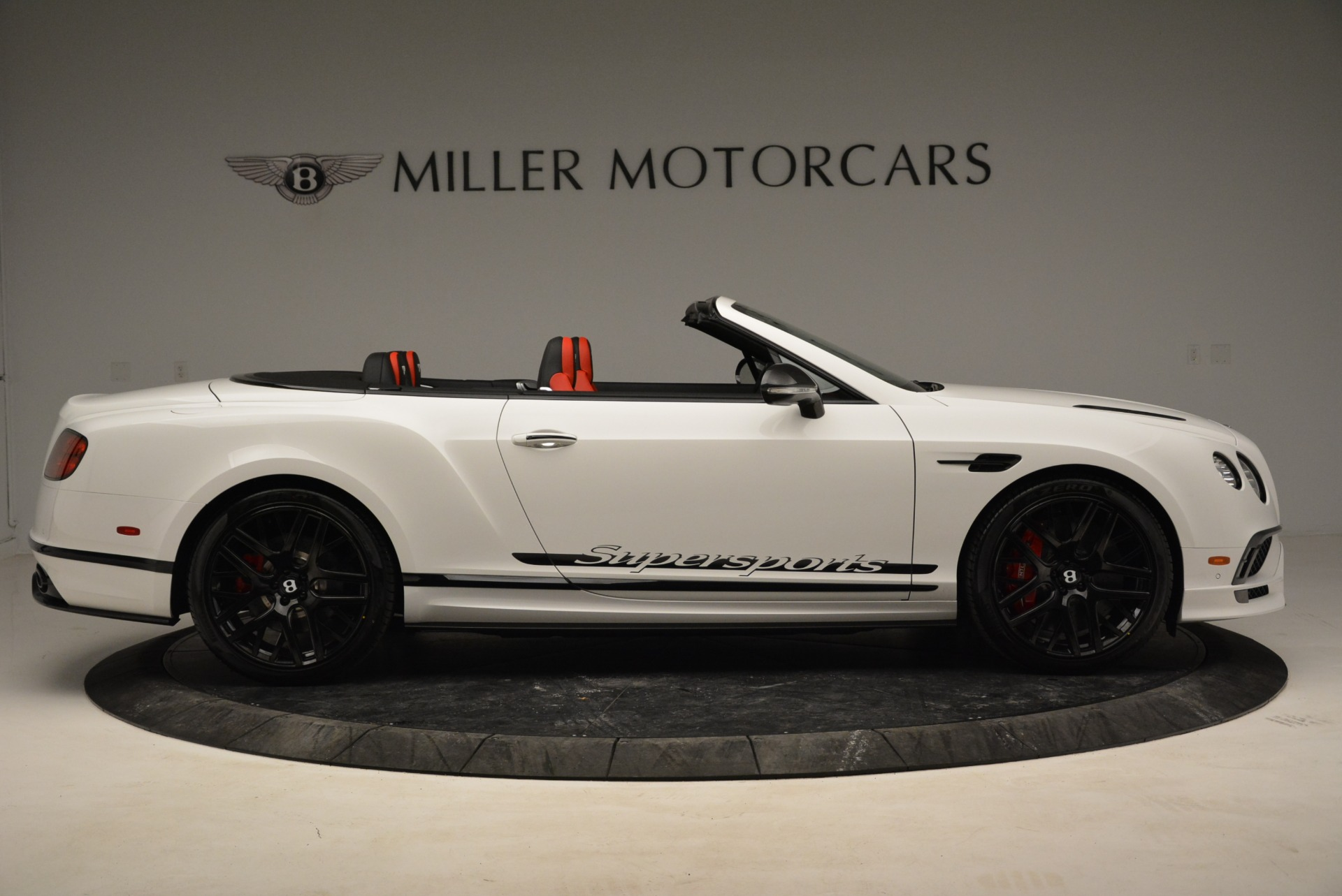 Used 2018 Bentley Continental GT Supersports Convertible For Sale In Greenwich, CT. Alfa Romeo of Greenwich, B1318 1875_p9