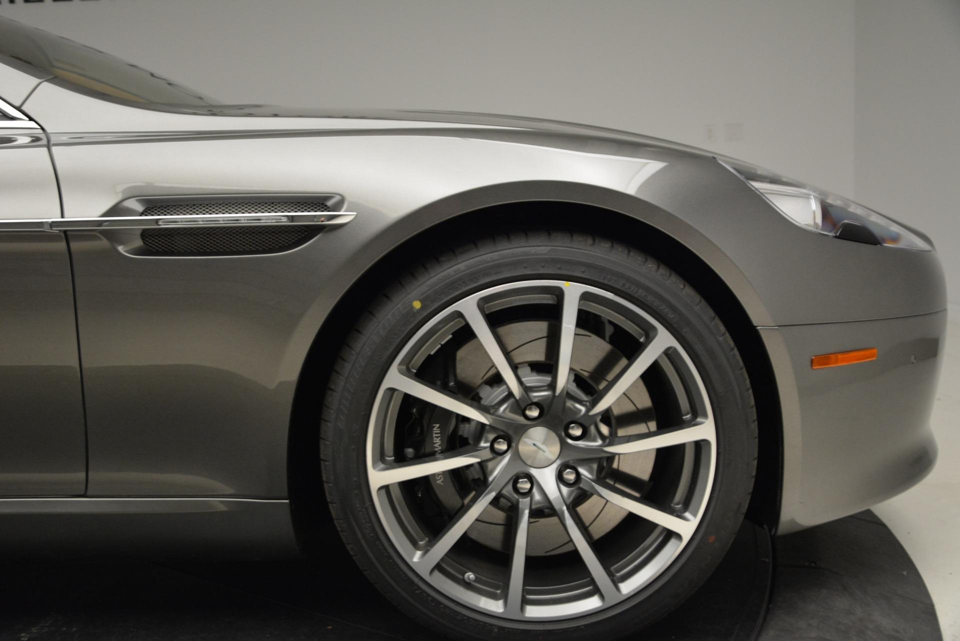 Used 2017 Aston Martin Rapide S Sedan For Sale In Greenwich, CT. Alfa Romeo of Greenwich, A1259B 1877_p21