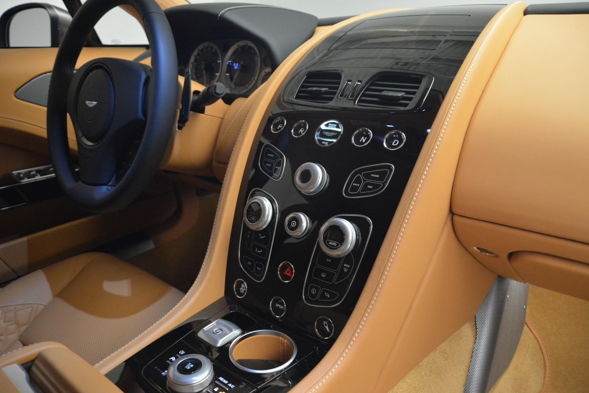 Used 2017 Aston Martin Rapide S Sedan For Sale In Greenwich, CT. Alfa Romeo of Greenwich, A1259B 1877_p24