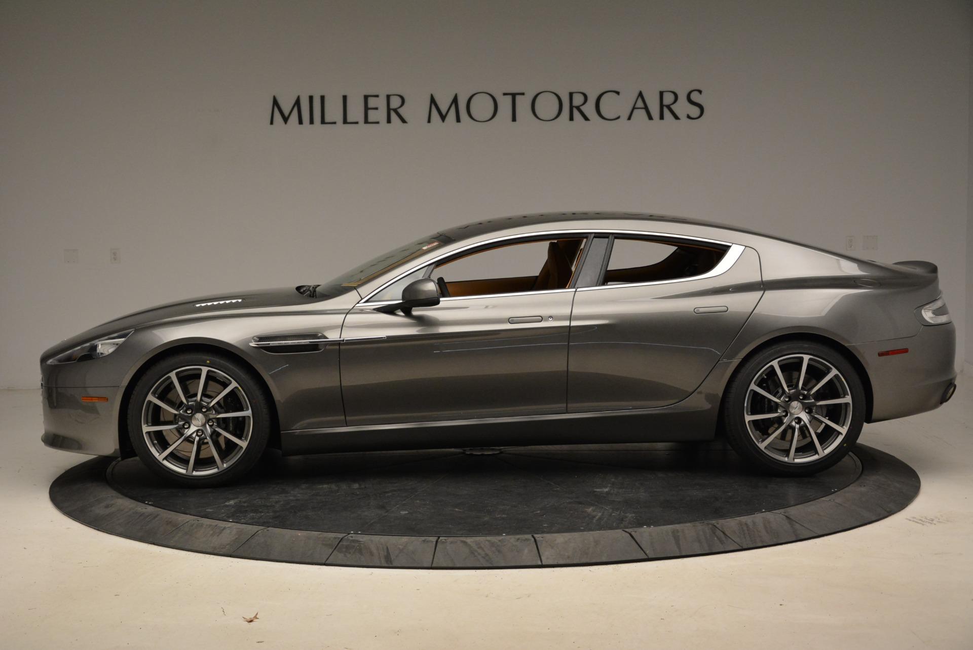 Used 2017 Aston Martin Rapide S Sedan For Sale In Greenwich, CT. Alfa Romeo of Greenwich, A1259B 1877_p3