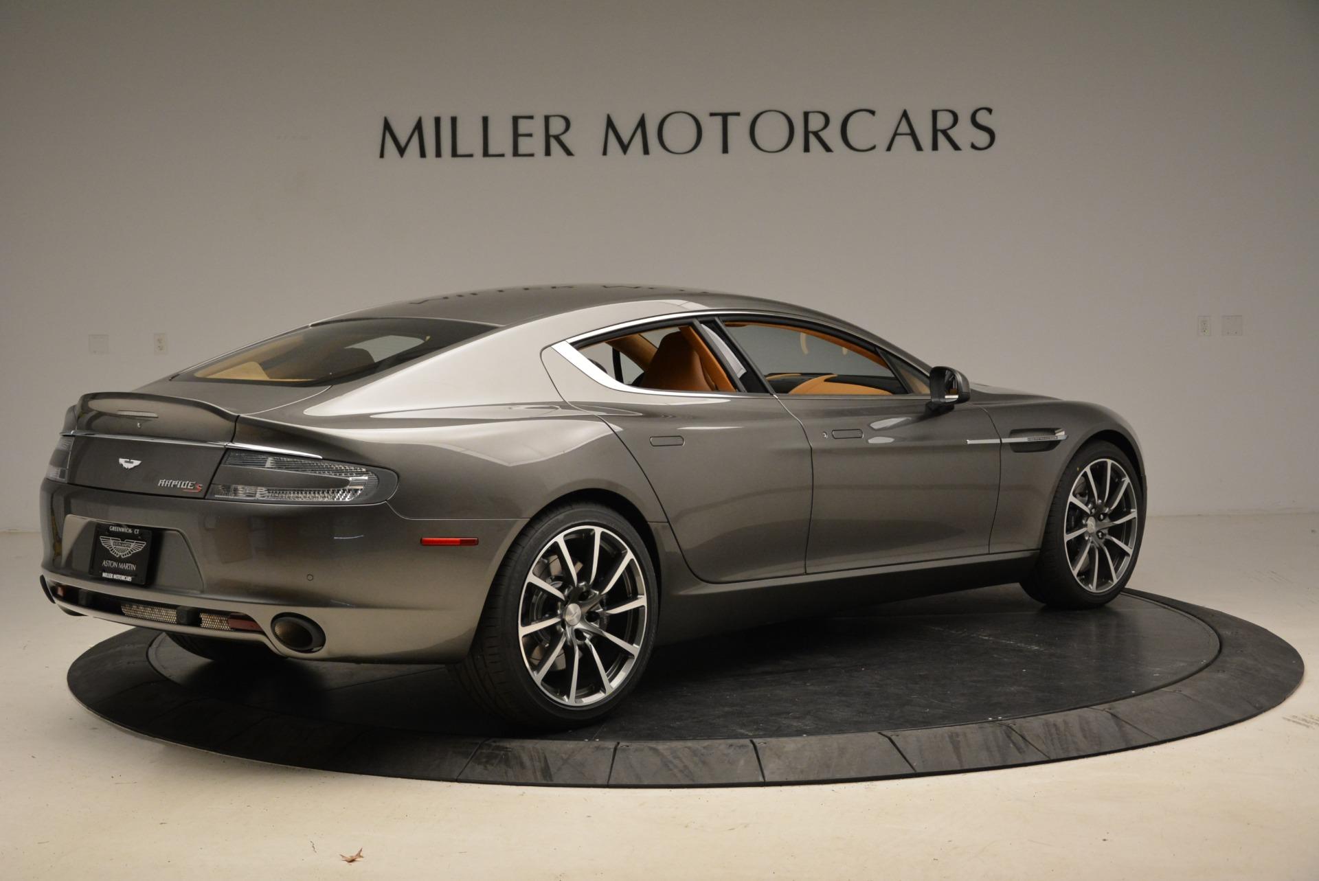 Used 2017 Aston Martin Rapide S Sedan For Sale In Greenwich, CT. Alfa Romeo of Greenwich, A1259B 1877_p8