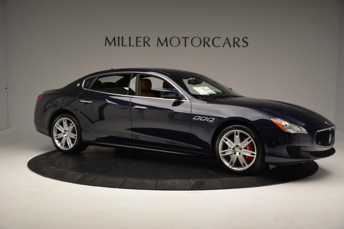 New 2016 Maserati Quattroporte S Q4 For Sale In Greenwich, CT. Alfa Romeo of Greenwich, M1644 188_p10
