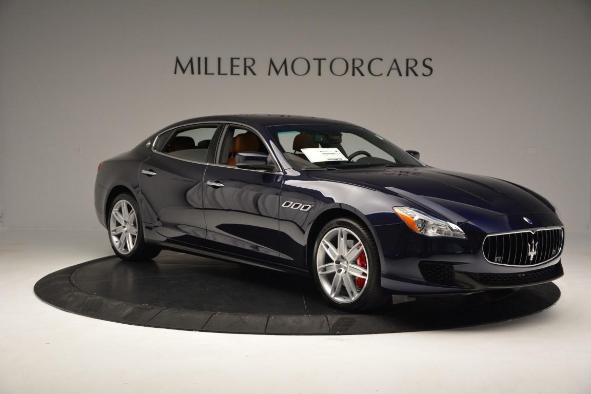 New 2016 Maserati Quattroporte S Q4 For Sale In Greenwich, CT. Alfa Romeo of Greenwich, M1644 188_p11
