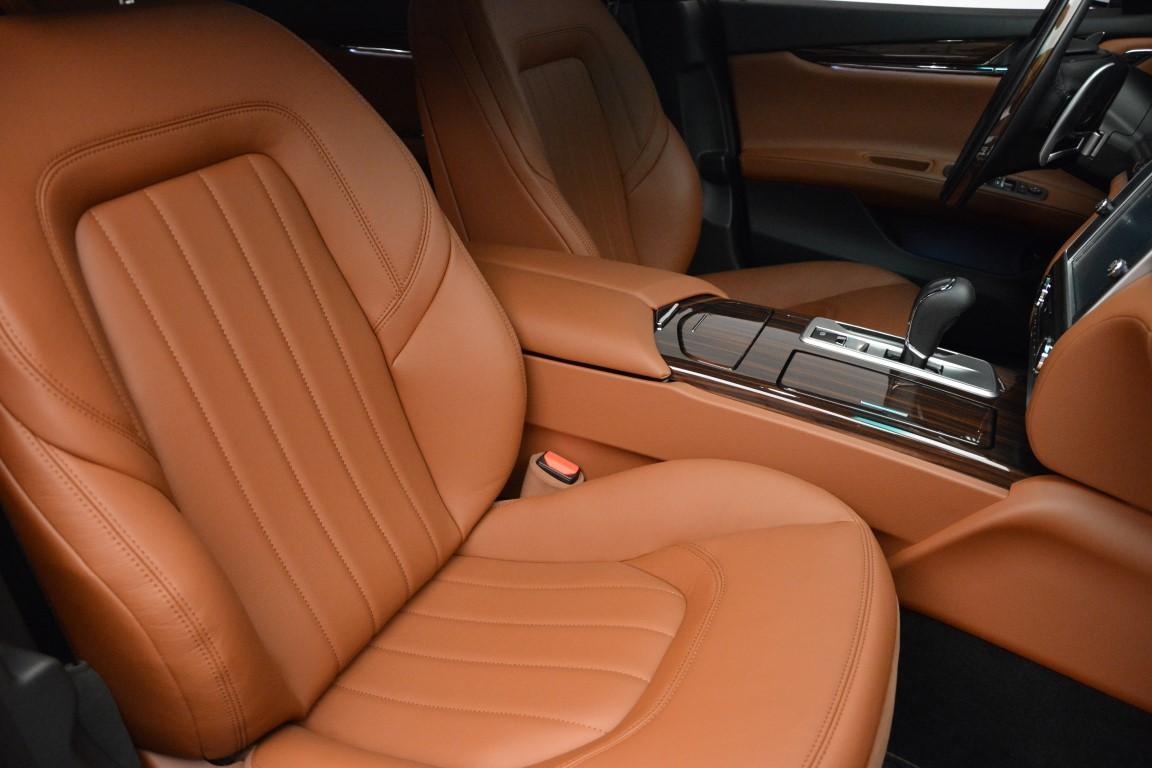 New 2016 Maserati Quattroporte S Q4 For Sale In Greenwich, CT. Alfa Romeo of Greenwich, M1644 188_p22