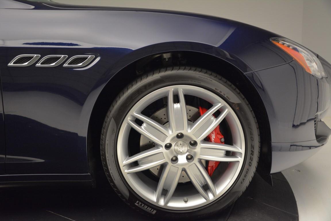New 2016 Maserati Quattroporte S Q4 For Sale In Greenwich, CT. Alfa Romeo of Greenwich, M1644 188_p26