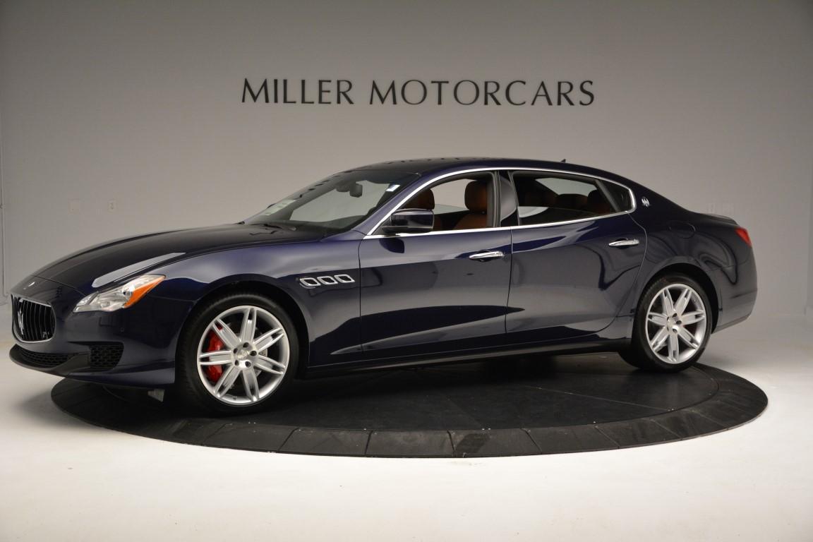 New 2016 Maserati Quattroporte S Q4 For Sale In Greenwich, CT. Alfa Romeo of Greenwich, M1644 188_p2