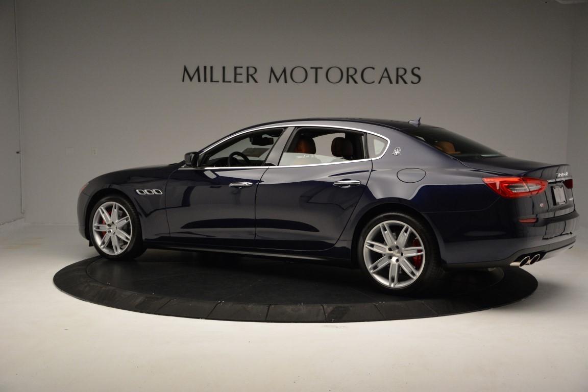 New 2016 Maserati Quattroporte S Q4 For Sale In Greenwich, CT. Alfa Romeo of Greenwich, M1644 188_p4