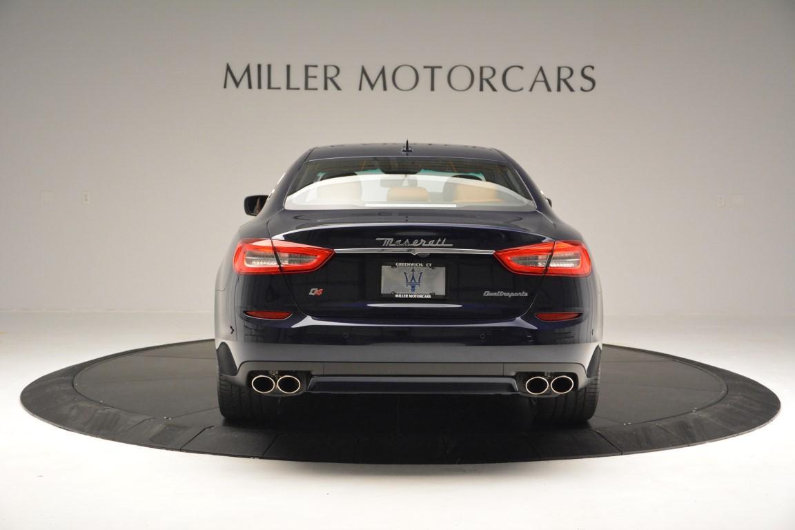 New 2016 Maserati Quattroporte S Q4 For Sale In Greenwich, CT. Alfa Romeo of Greenwich, M1644 188_p6